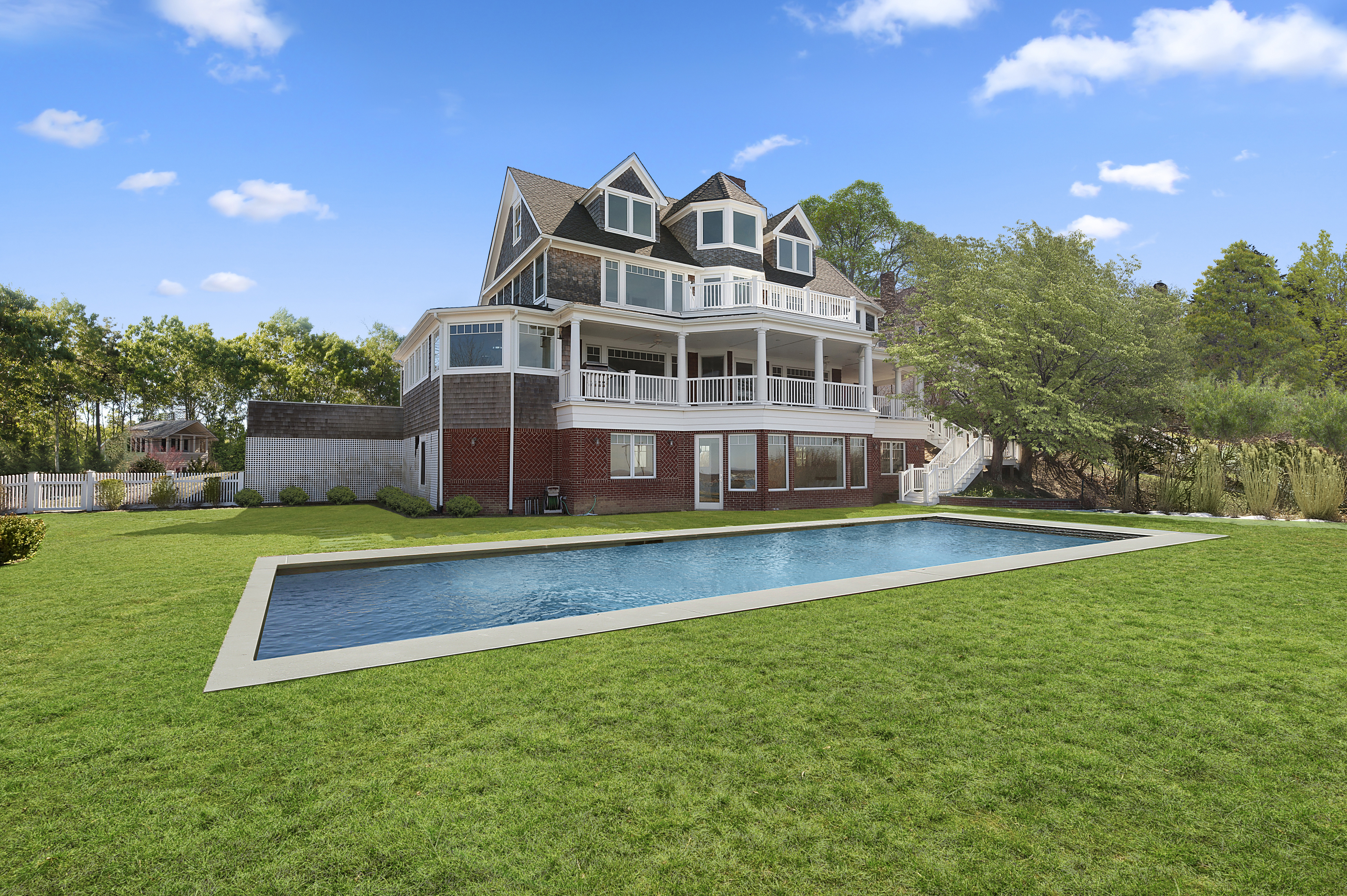 Historic shelter island property built in 1883 listed for for Shelter island homes for sale