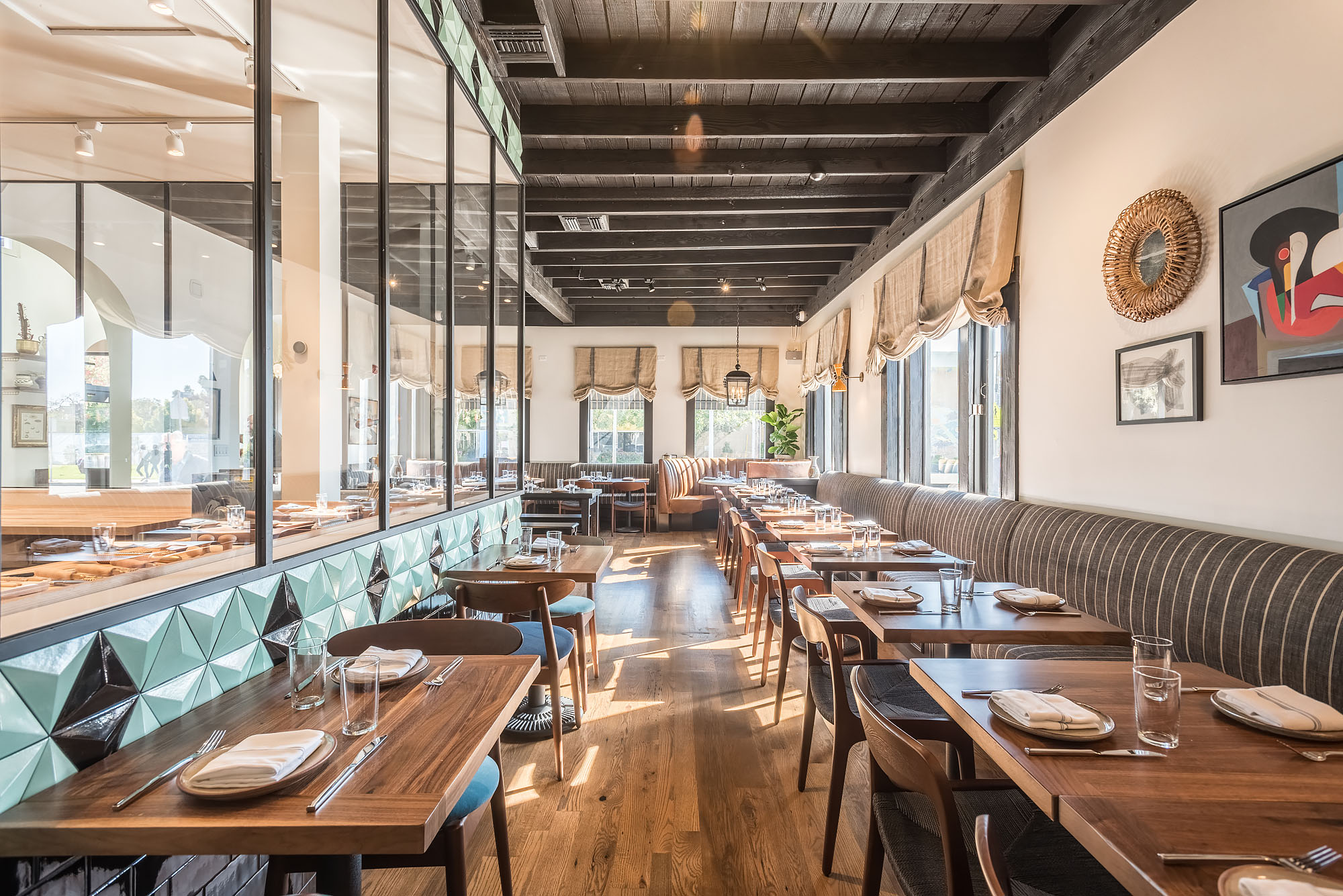 Evan funke chases pasta perfection at felix in venice