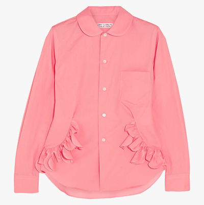 Ruffled Shirts That Don't Look Ridiculous