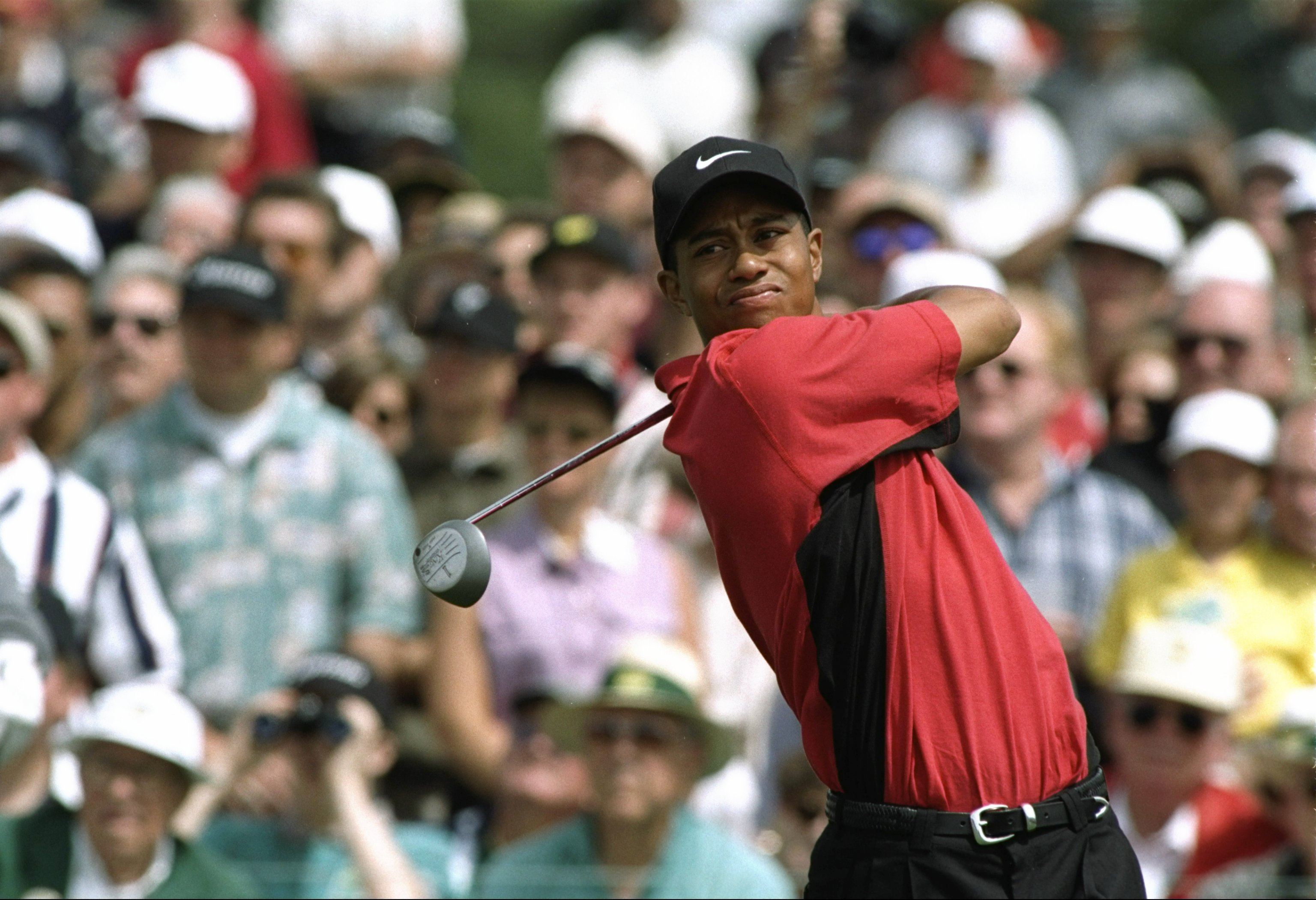20 things you may have forgotten from Tiger Woods' iconic 1997 ...