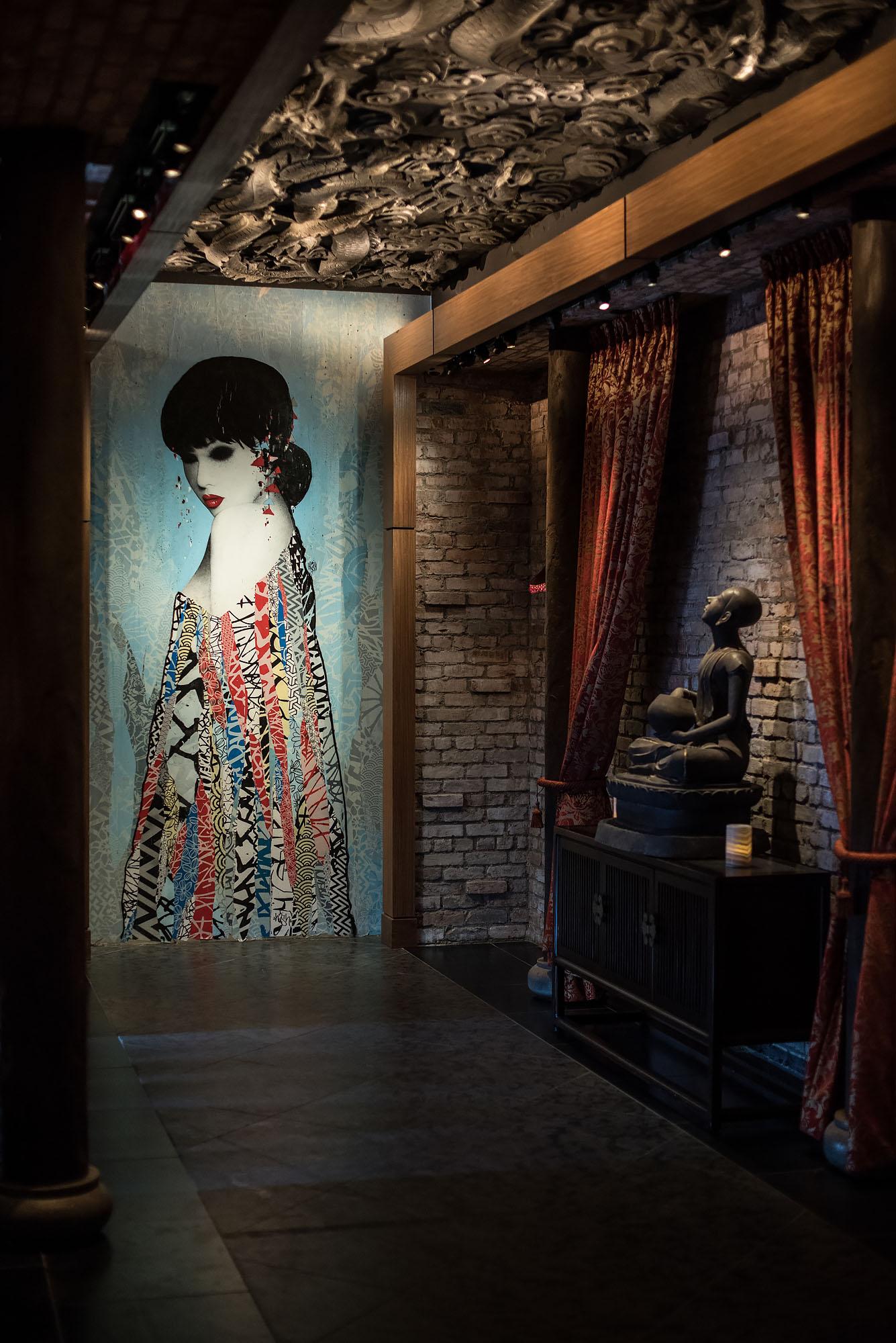 Exclusive America S Busiest Restaurant Tao Opens In