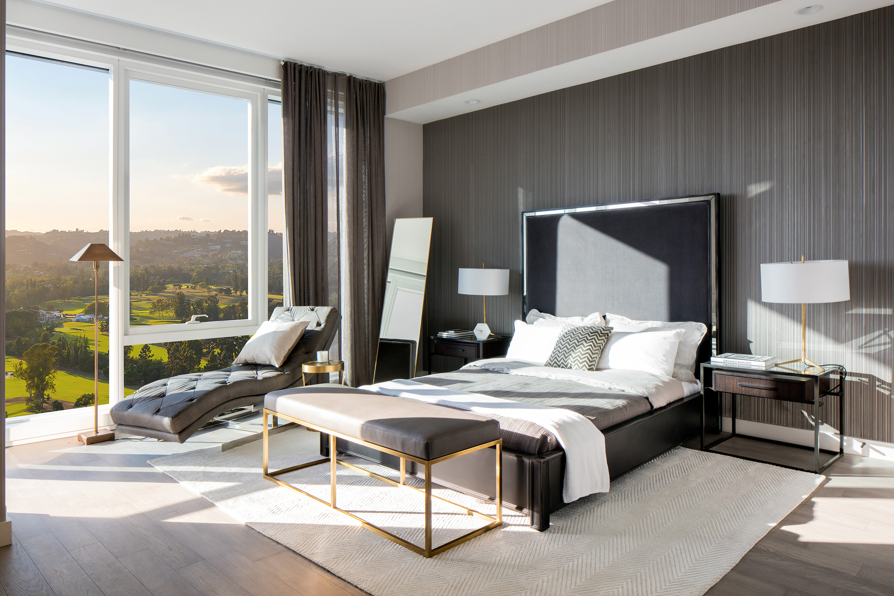 Peek inside the luxury apartment tower that offers on-site Botox ...