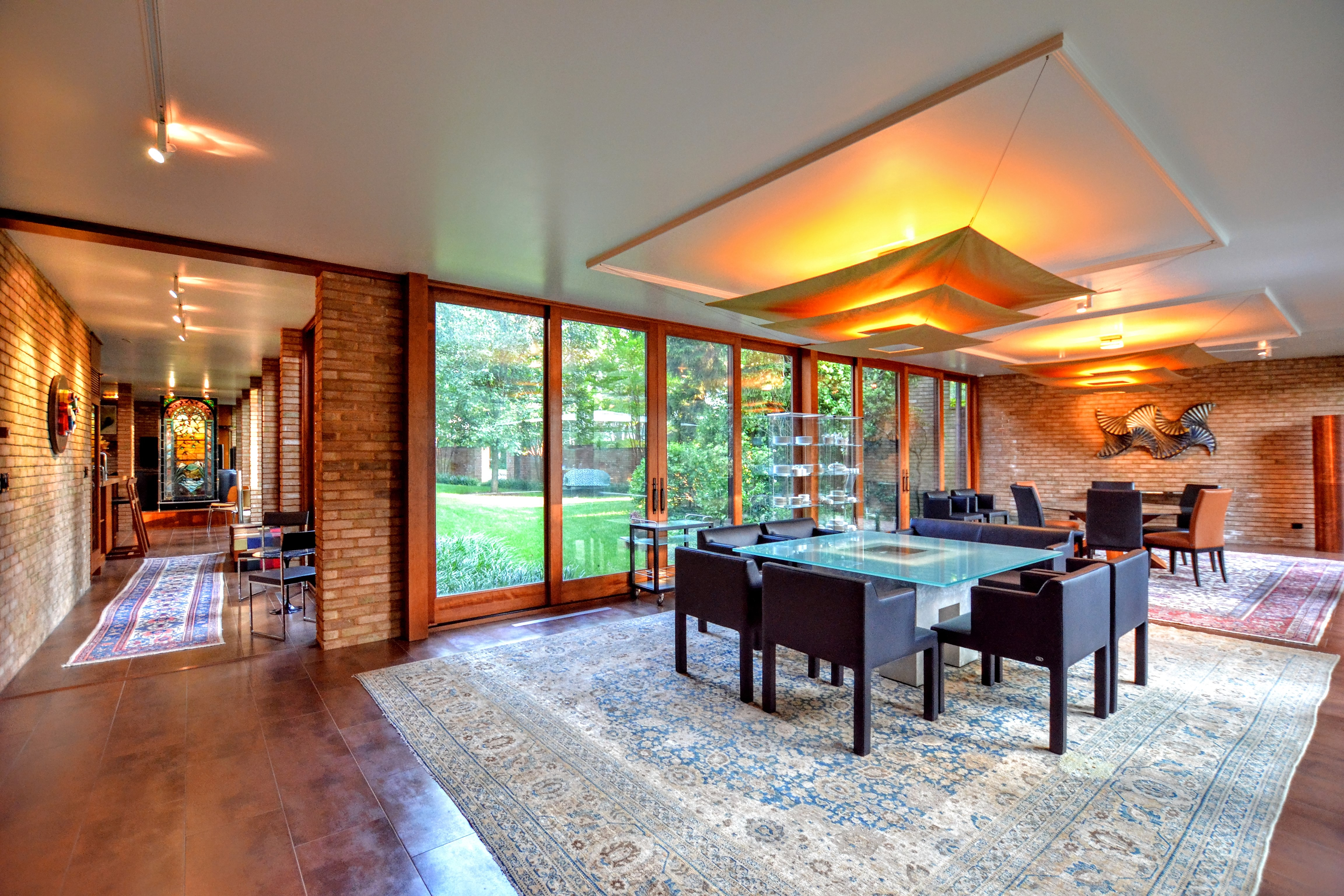 Frank Lloyd Wright S Robie House Inspired This 60s Home Designed By A Protege