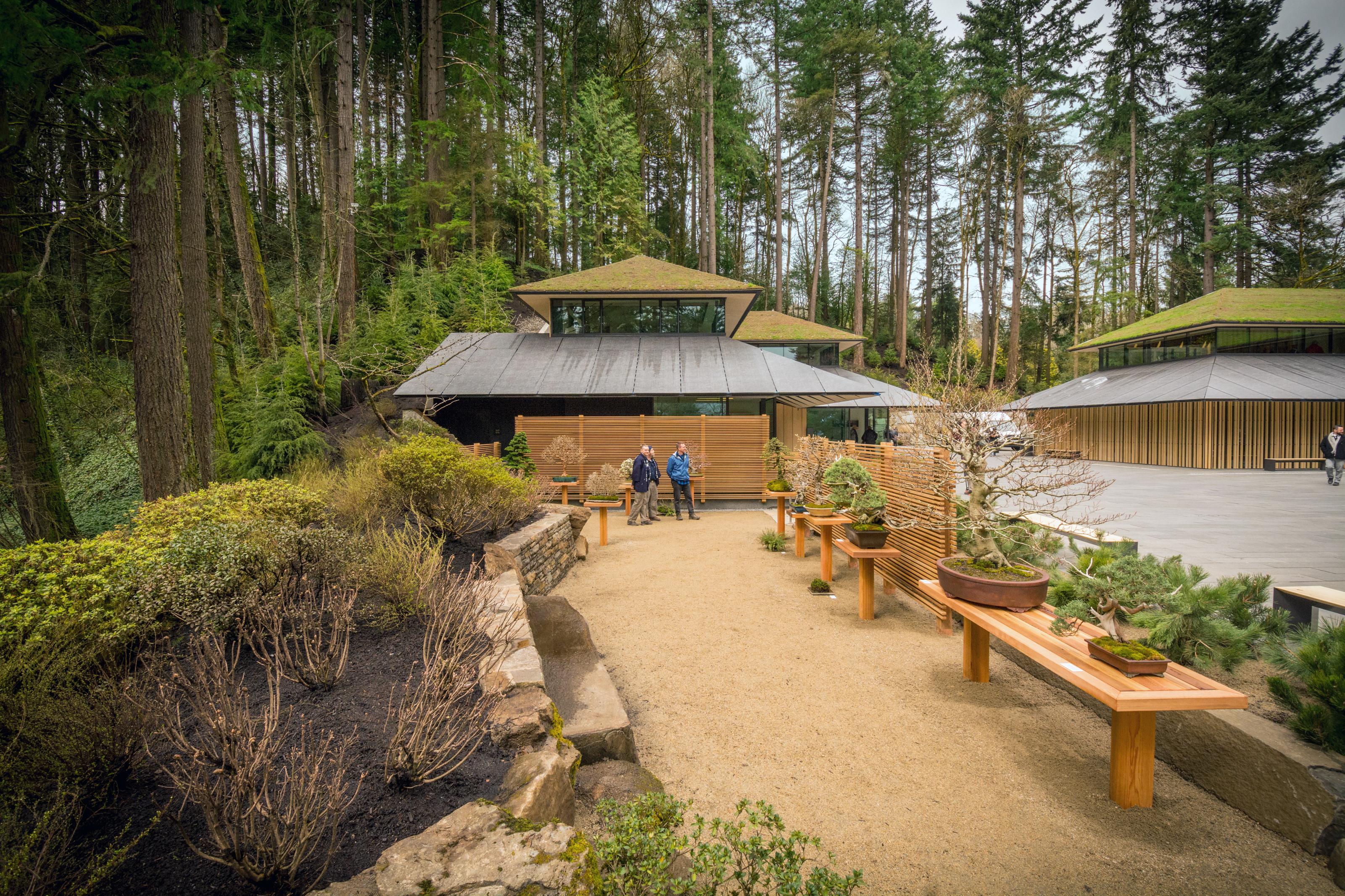 38 Glorious Japanese Garden Ideas: Portland Japanese Garden's Kengo Kuma-designed Expansion
