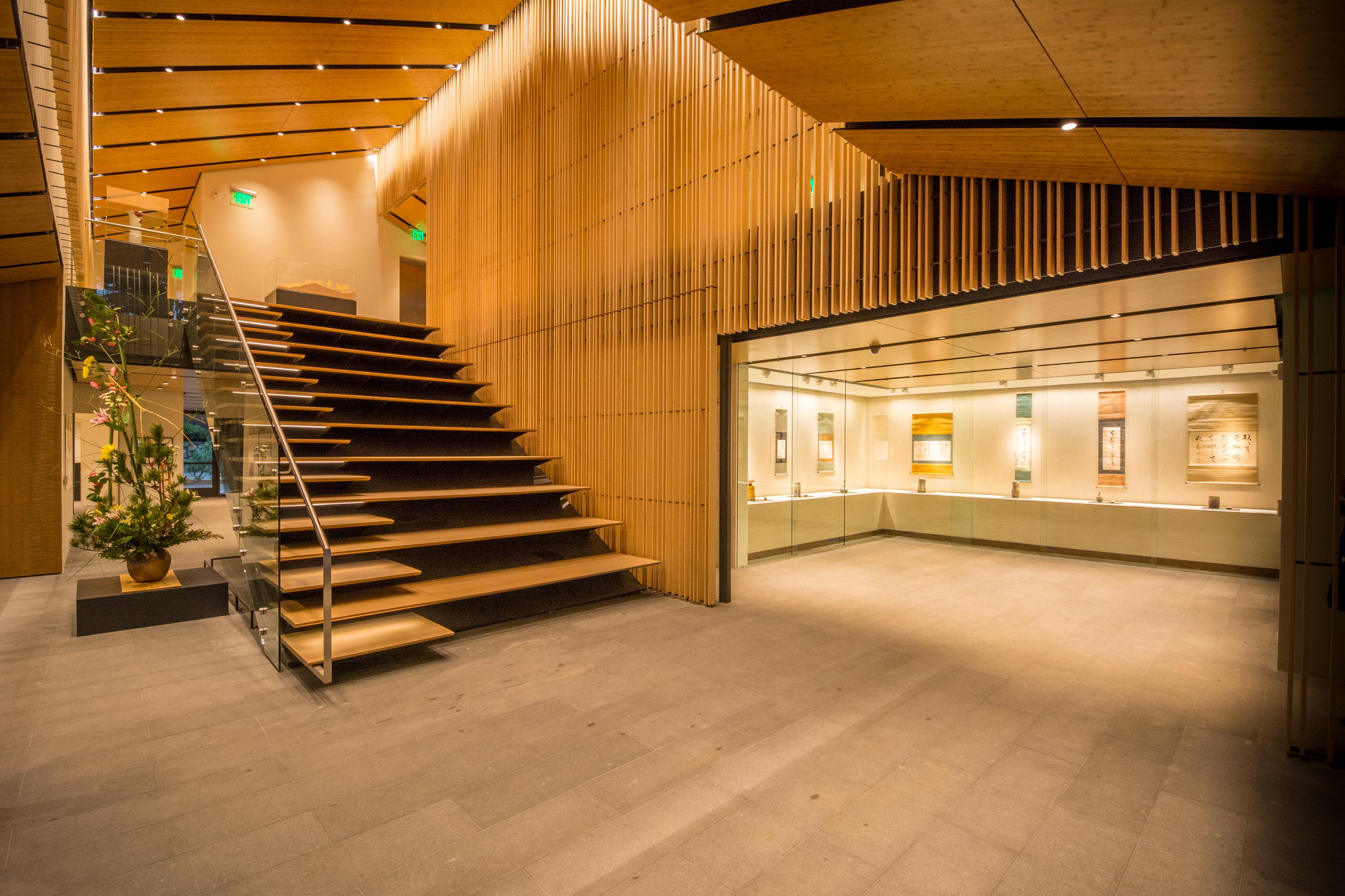 Portland Japanese Garden S Kengo Kuma Designed Expansion