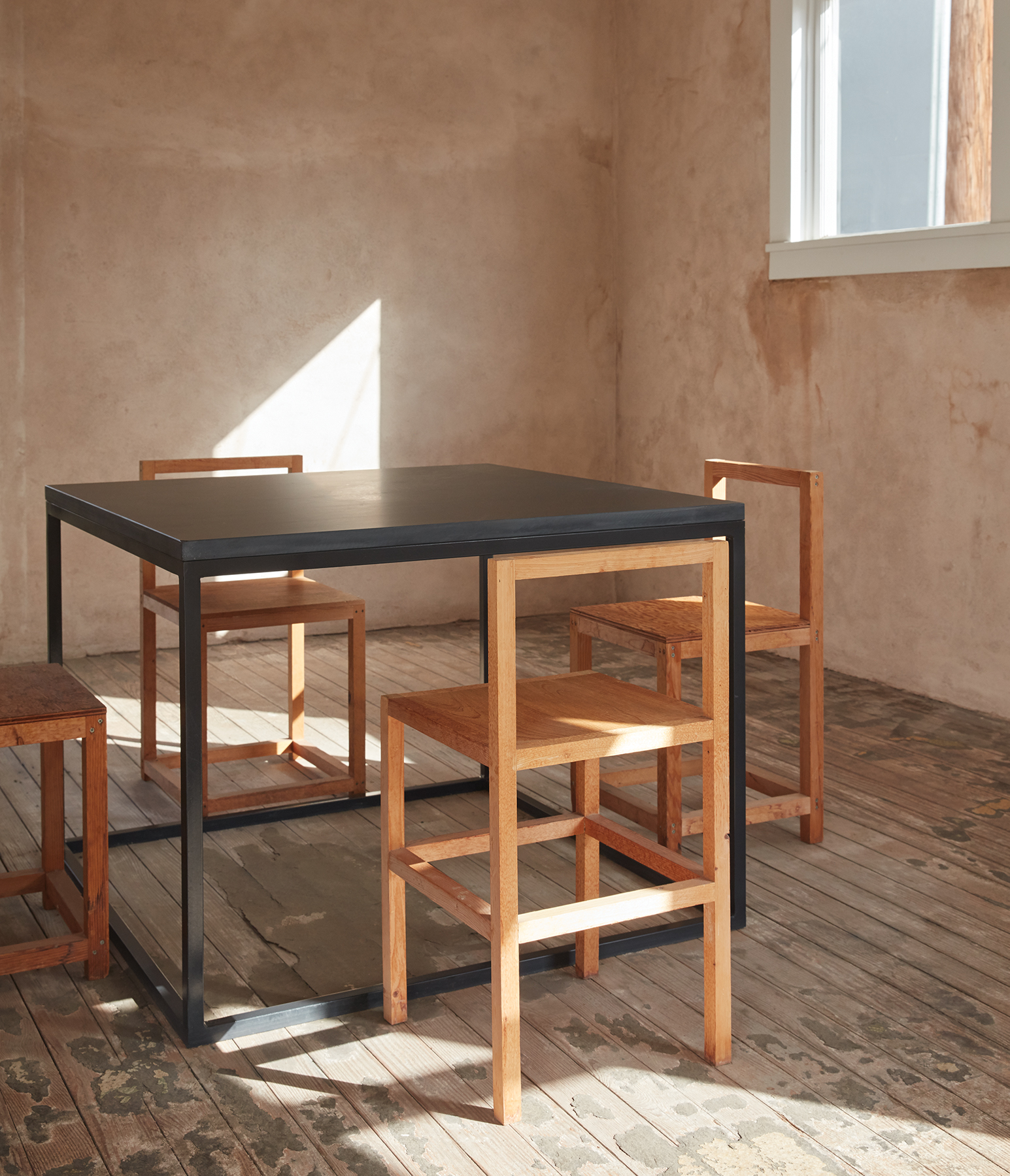 Juddu0027s Chairs And Table. Martien Mulder For WSJ.