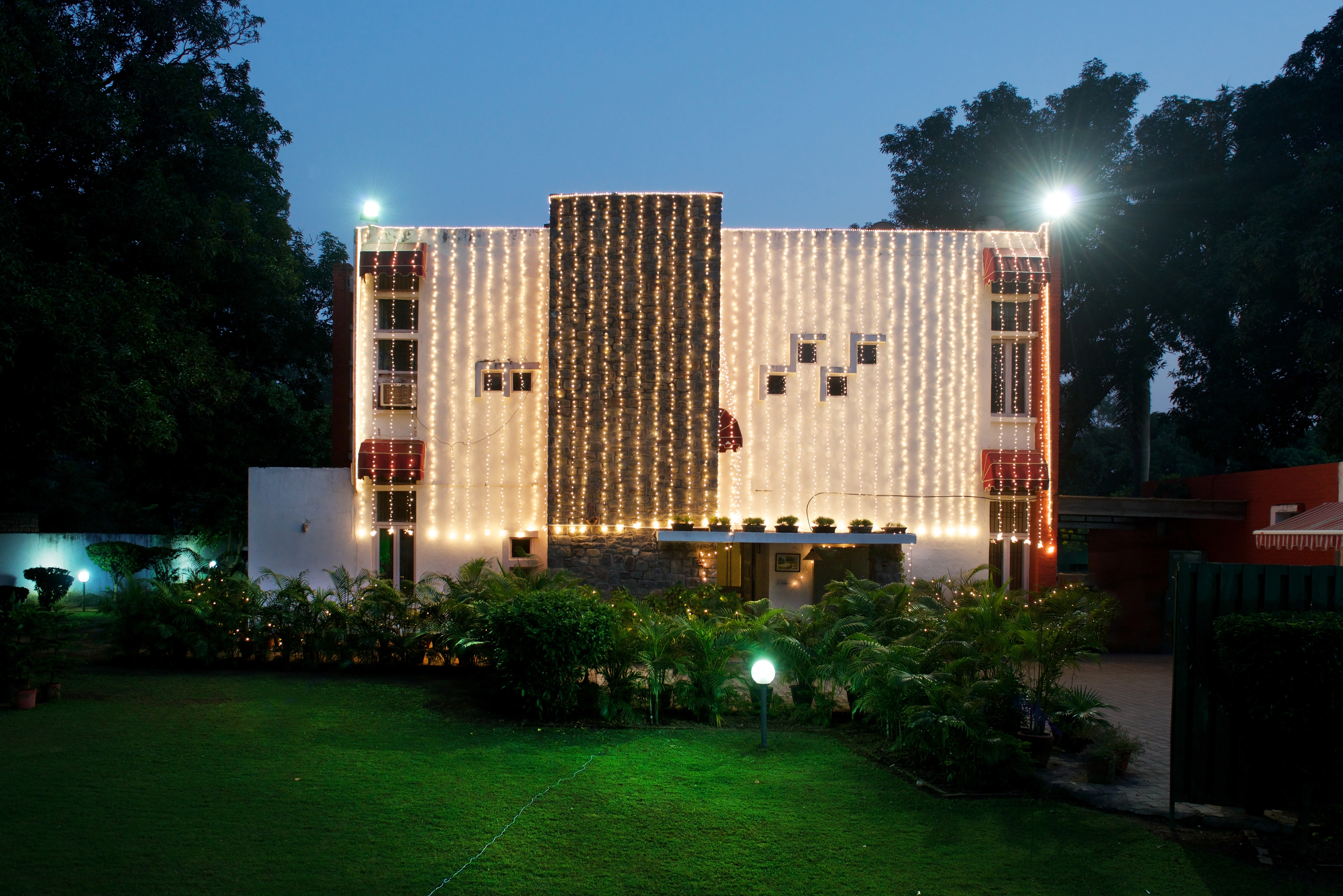 Le Corbusier's utopian city Chandigarh, and its faded glory, captured in photos