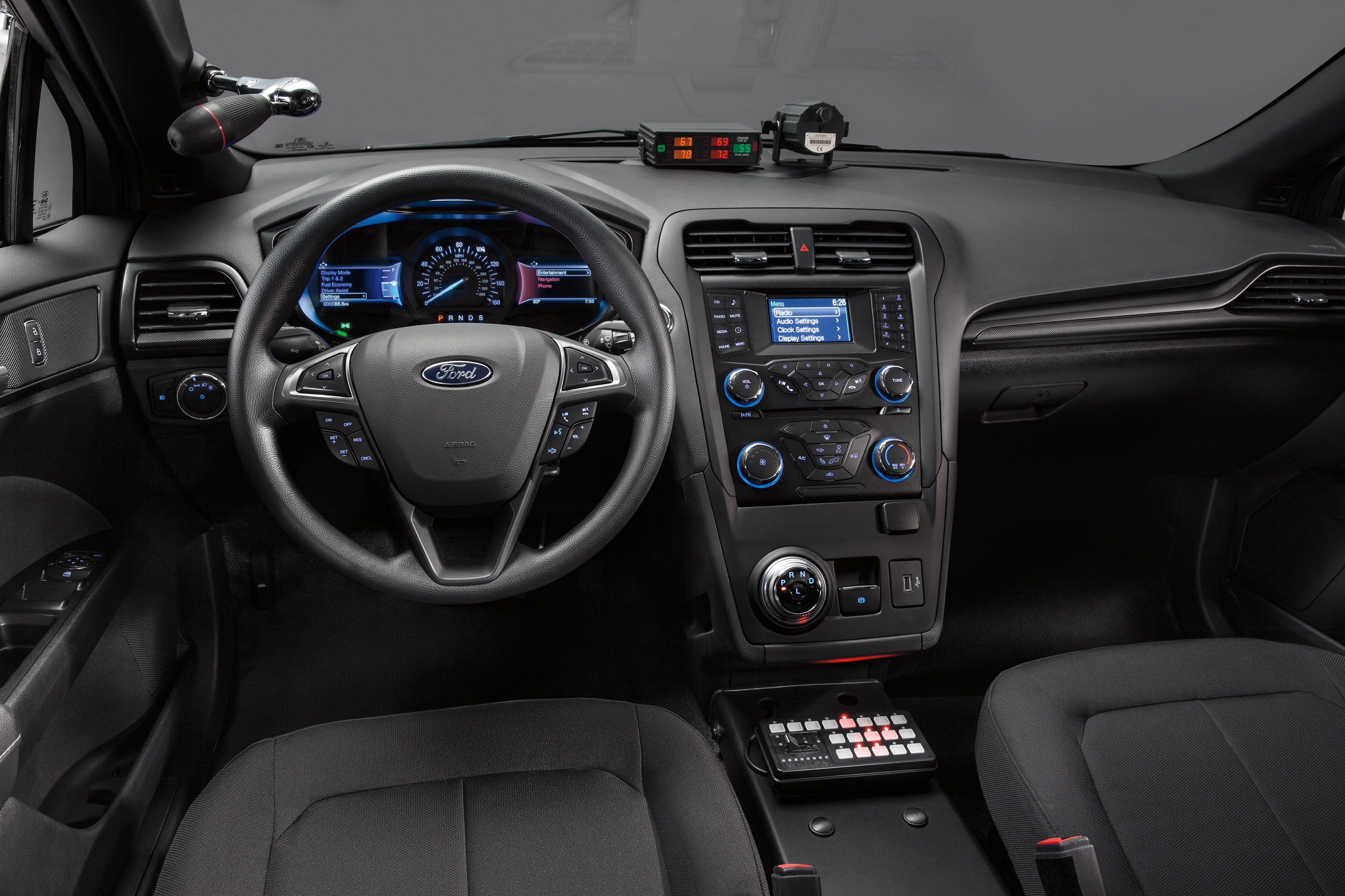 Photo Ford & Ford built a hybrid police car designed to handle punishing ... markmcfarlin.com