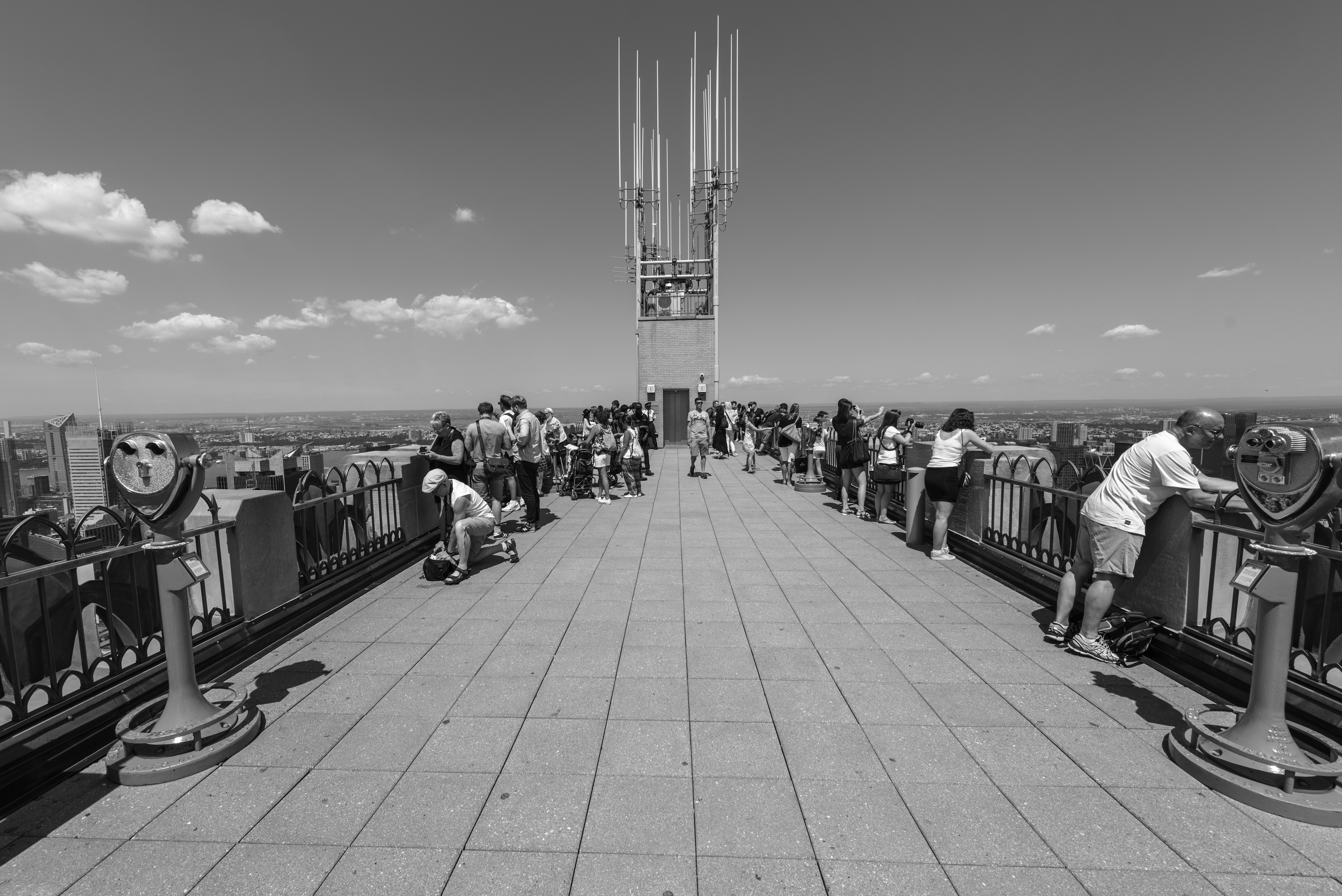 How High Is The Empire State Building Observatory