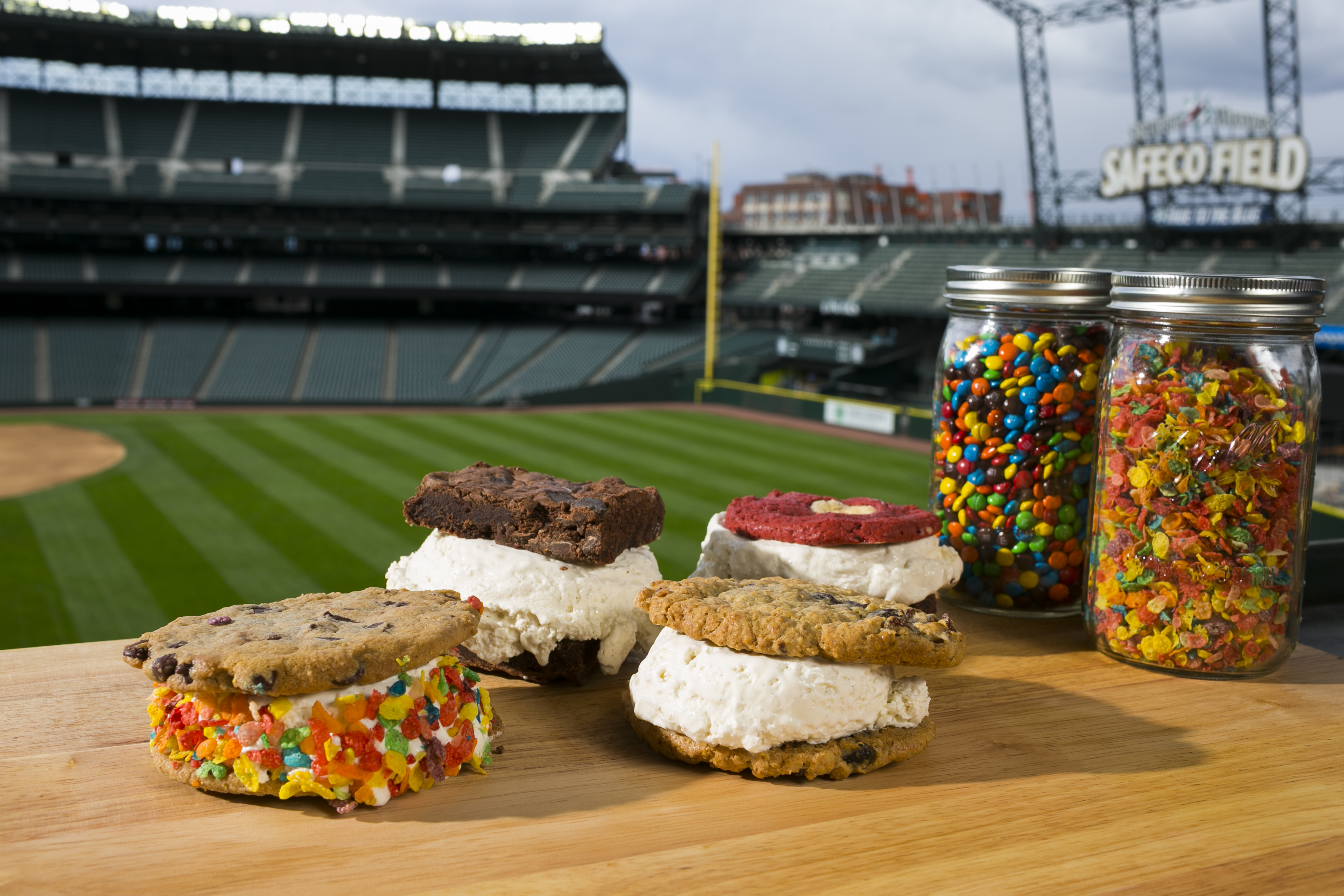 Where to Eat at Safeco Field Home of the Seattle Mariners Eater