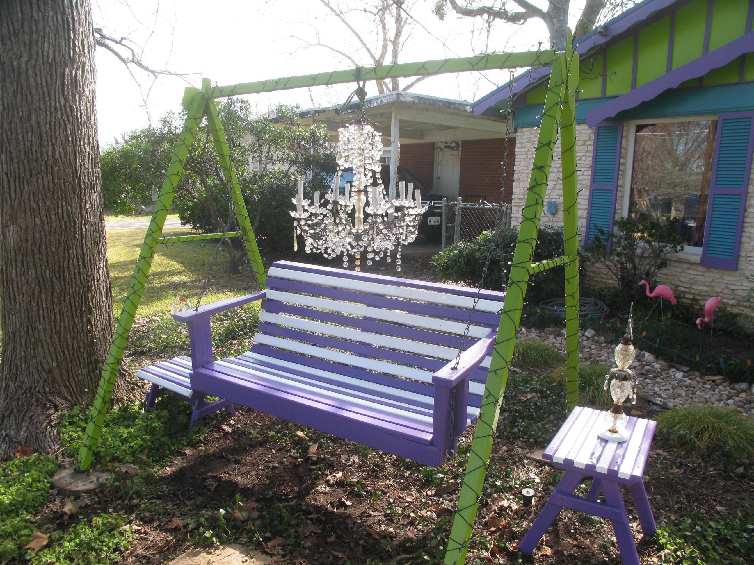 Peek inside 5 places on the Austin Weird Homes Tour Curbed