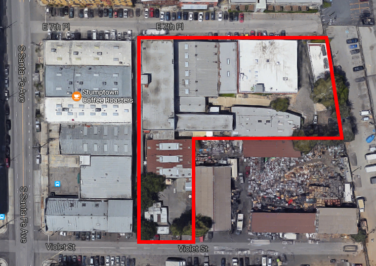 Developer Onni reportedly scoops up H.D. Buttercup buildings in the Arts District