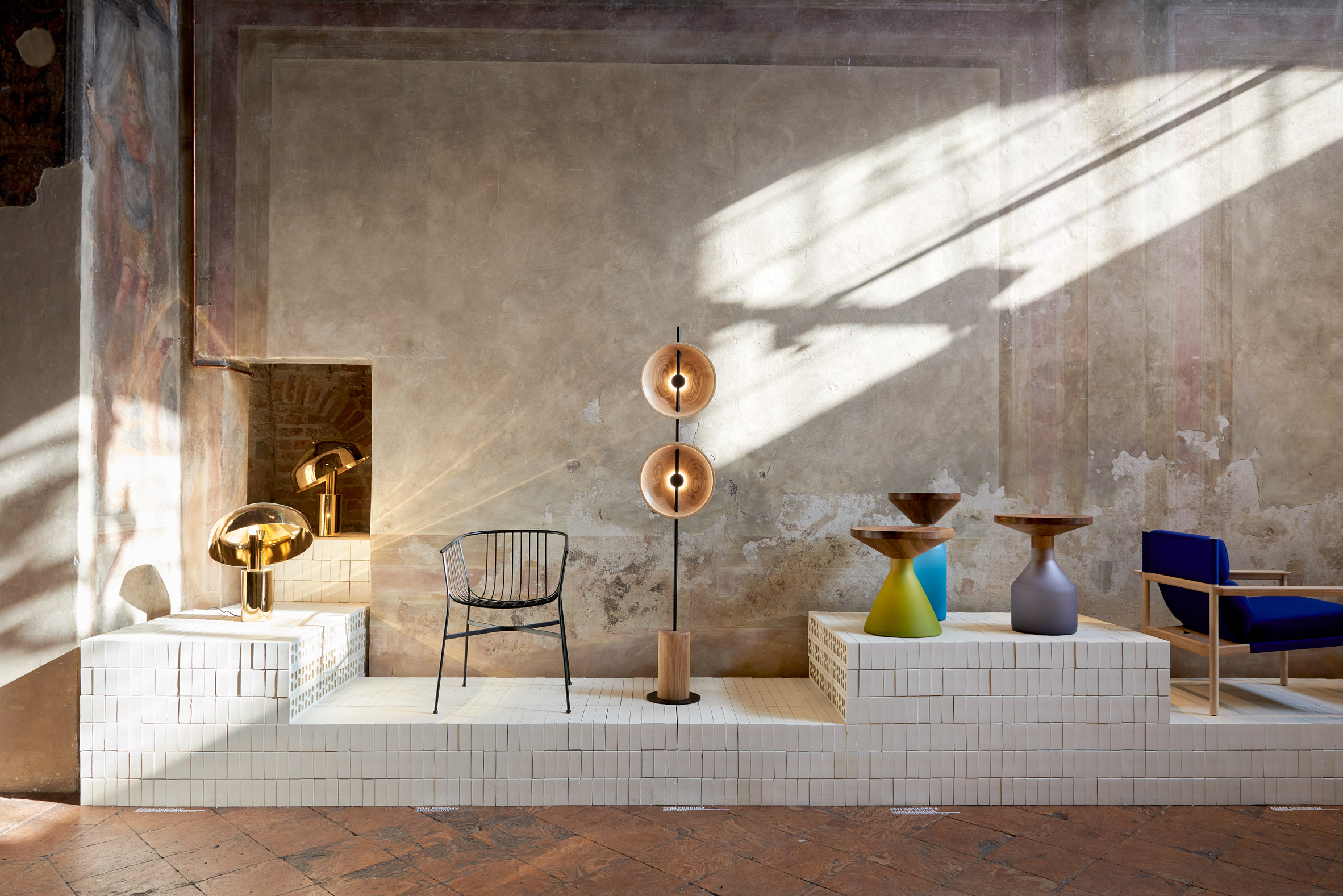 Sydney Shop Local Design Organized Milan A Showcase Of 11 Aussie Desgners Work At This Years Week Courtesy