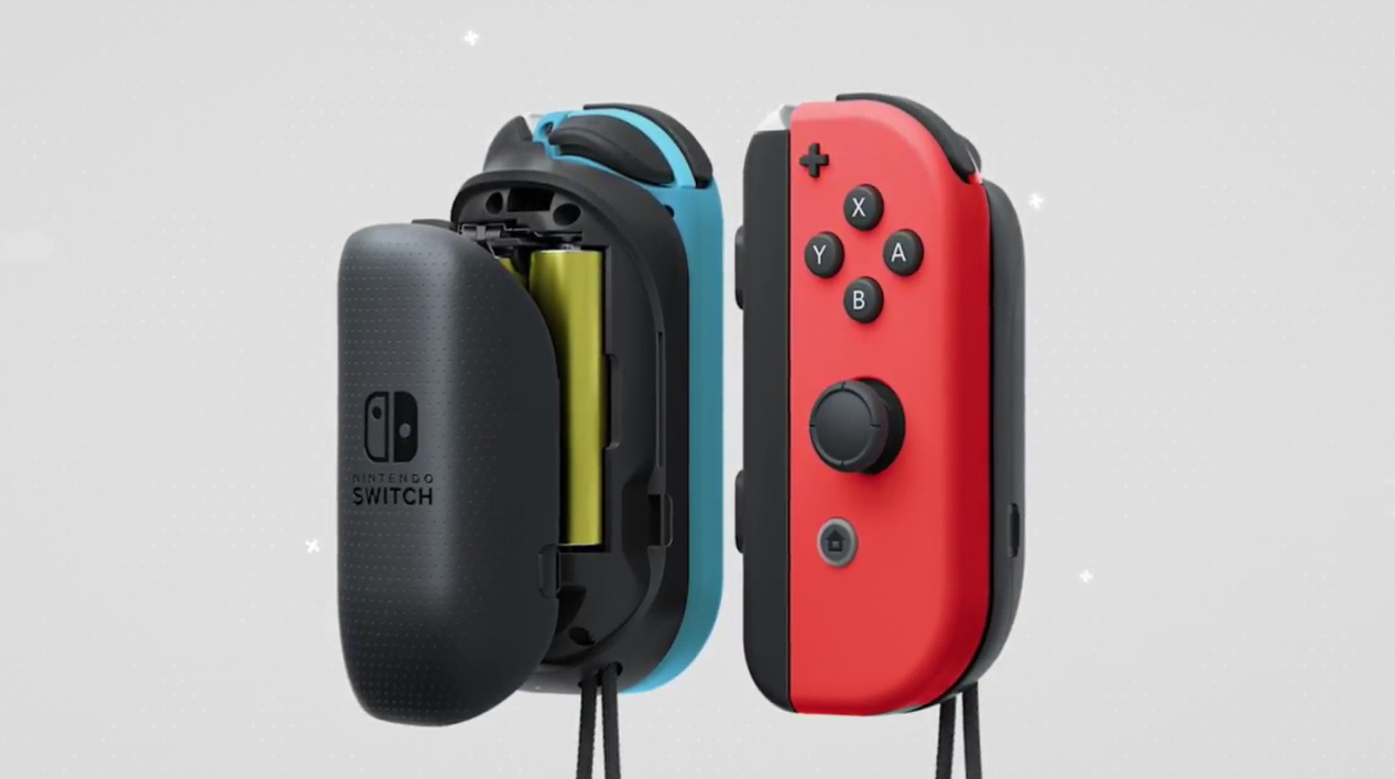 Are there any joycon grips that mimic the ergonomics of the