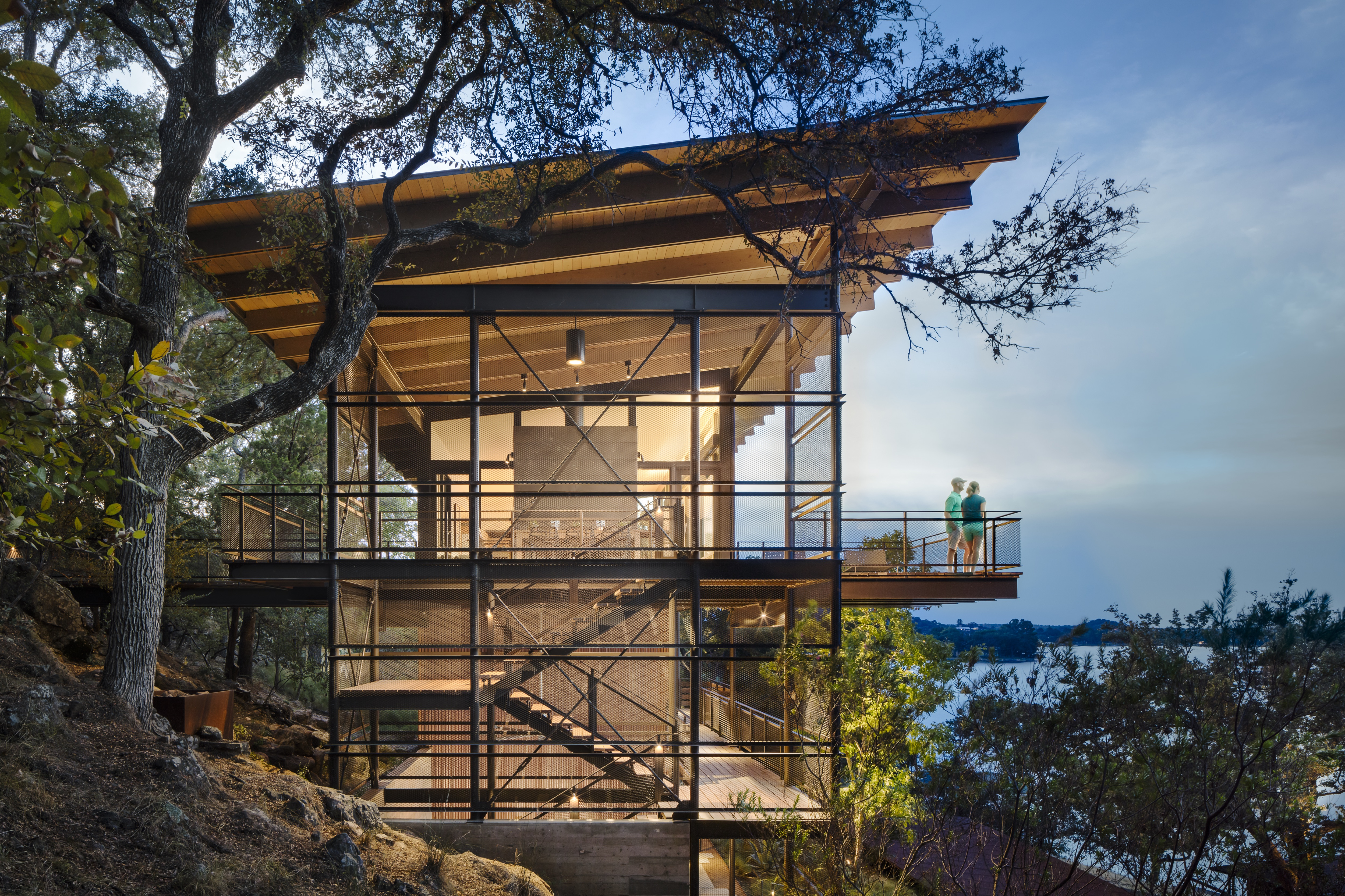 aia 2017 housing awards: the country's best new homes - curbed