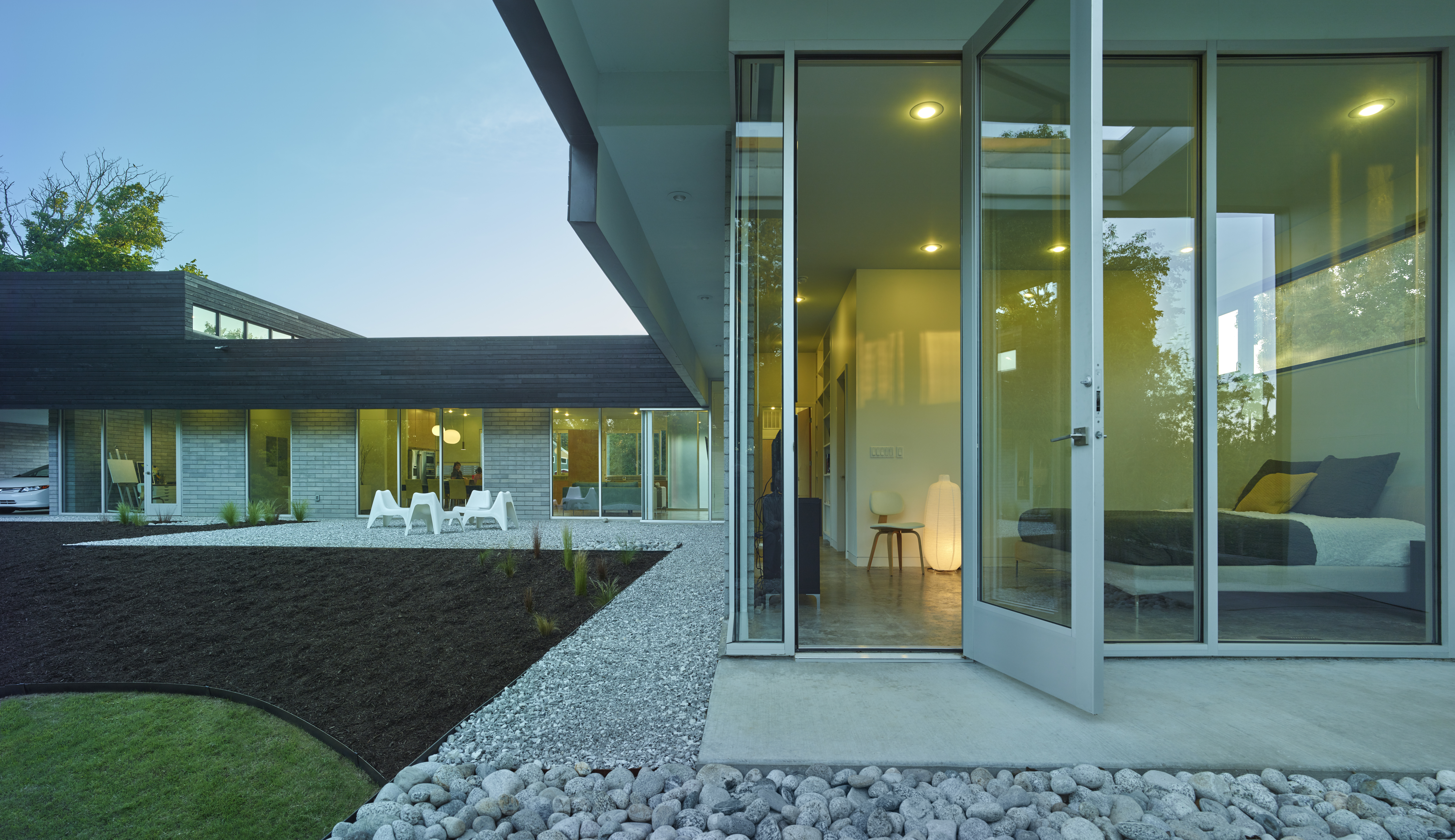 design for new home. Timothy Hursley AIA 2017 Housing Awards  The country s best new homes Curbed