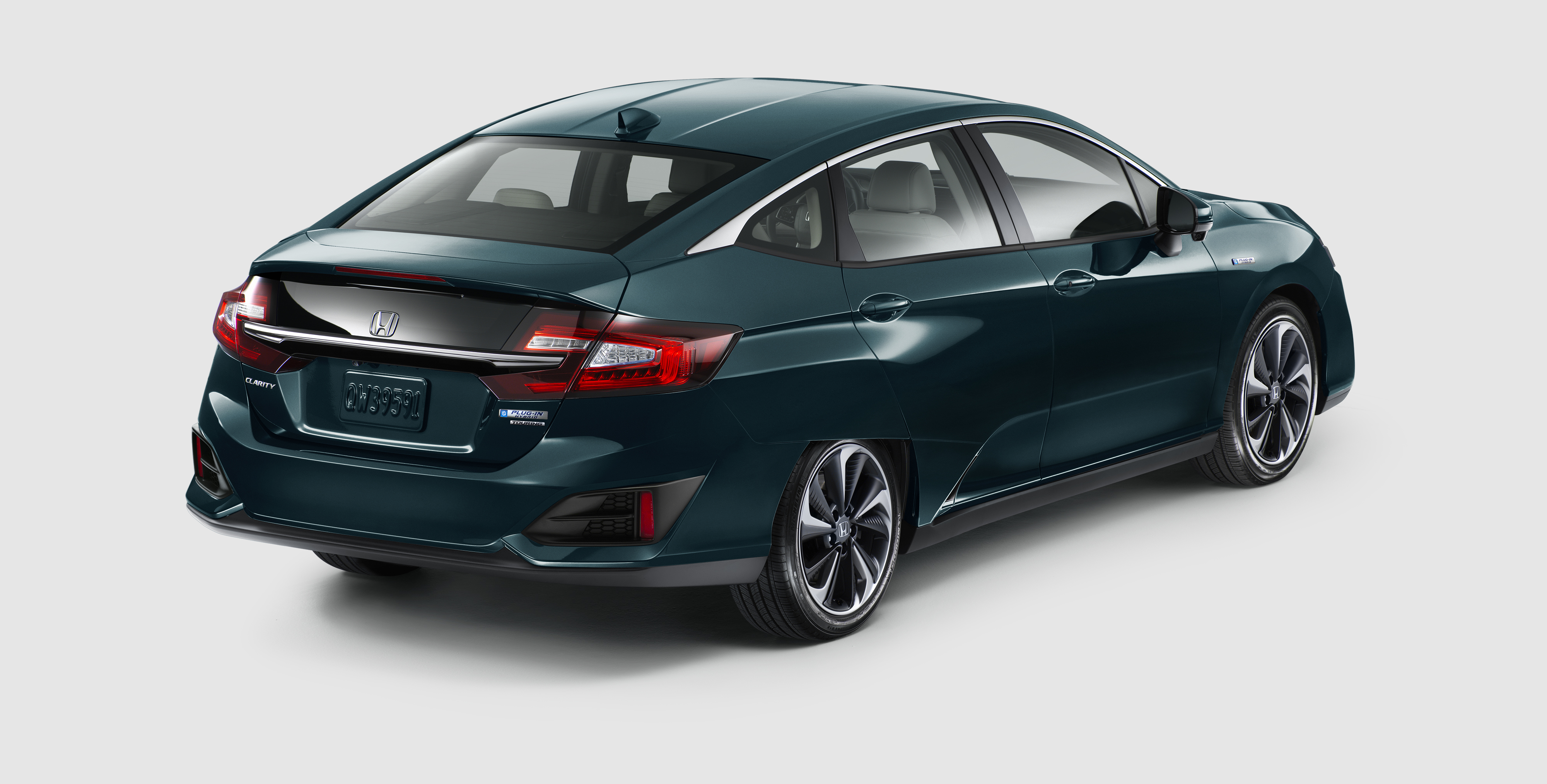 the plug in hybrid honda clarity will have an electric. Black Bedroom Furniture Sets. Home Design Ideas