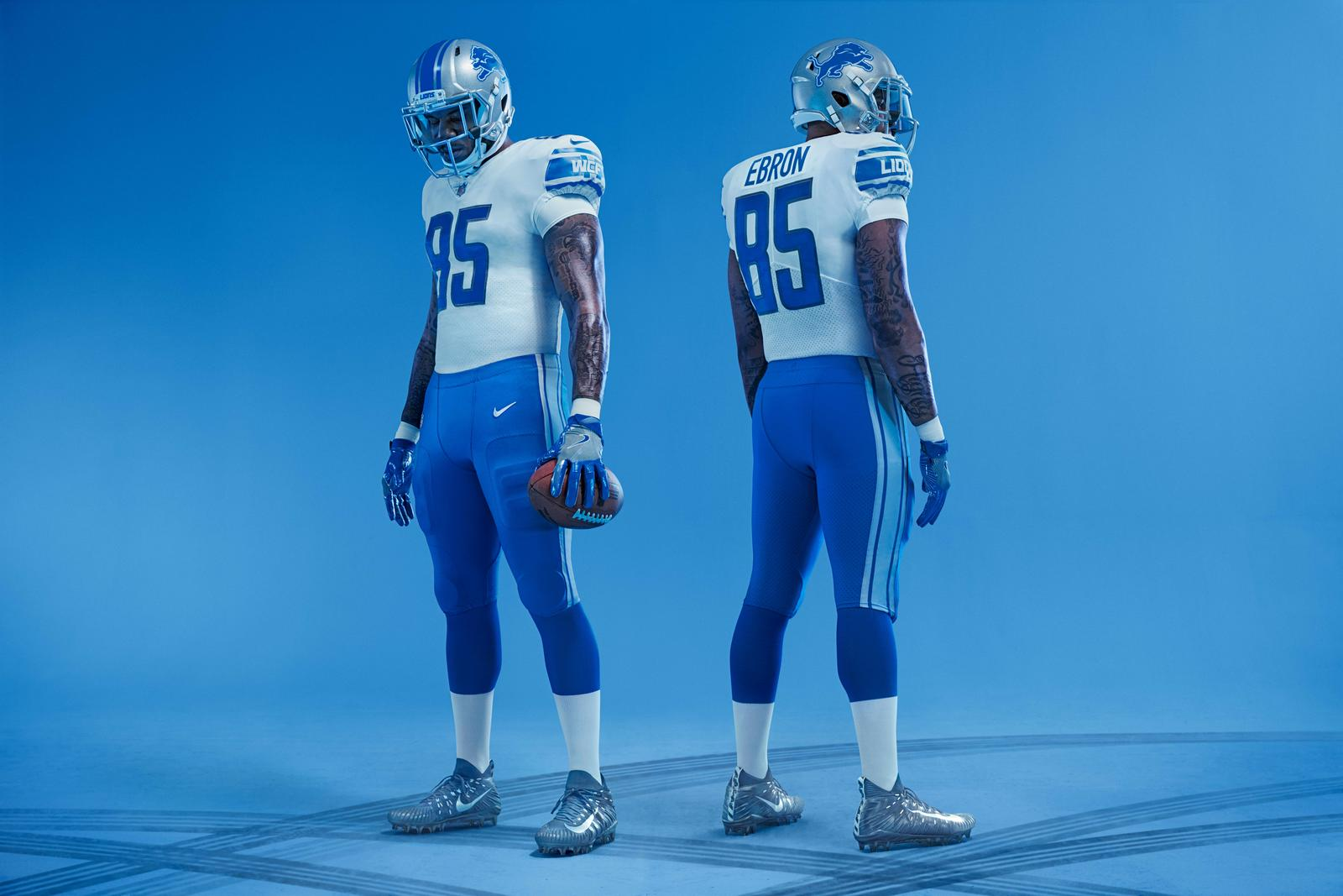 fa68788d2 ... Lions new uniforms look awfully similar to their old ones .