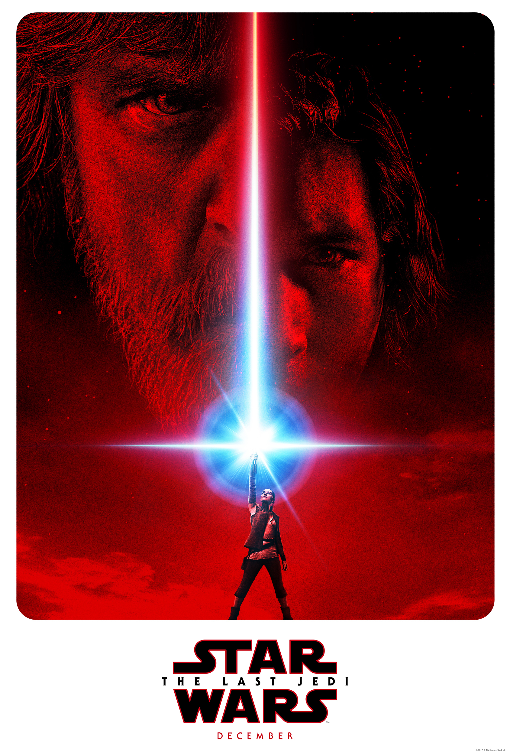 「star wars the last jedi poster」の画像検索結果