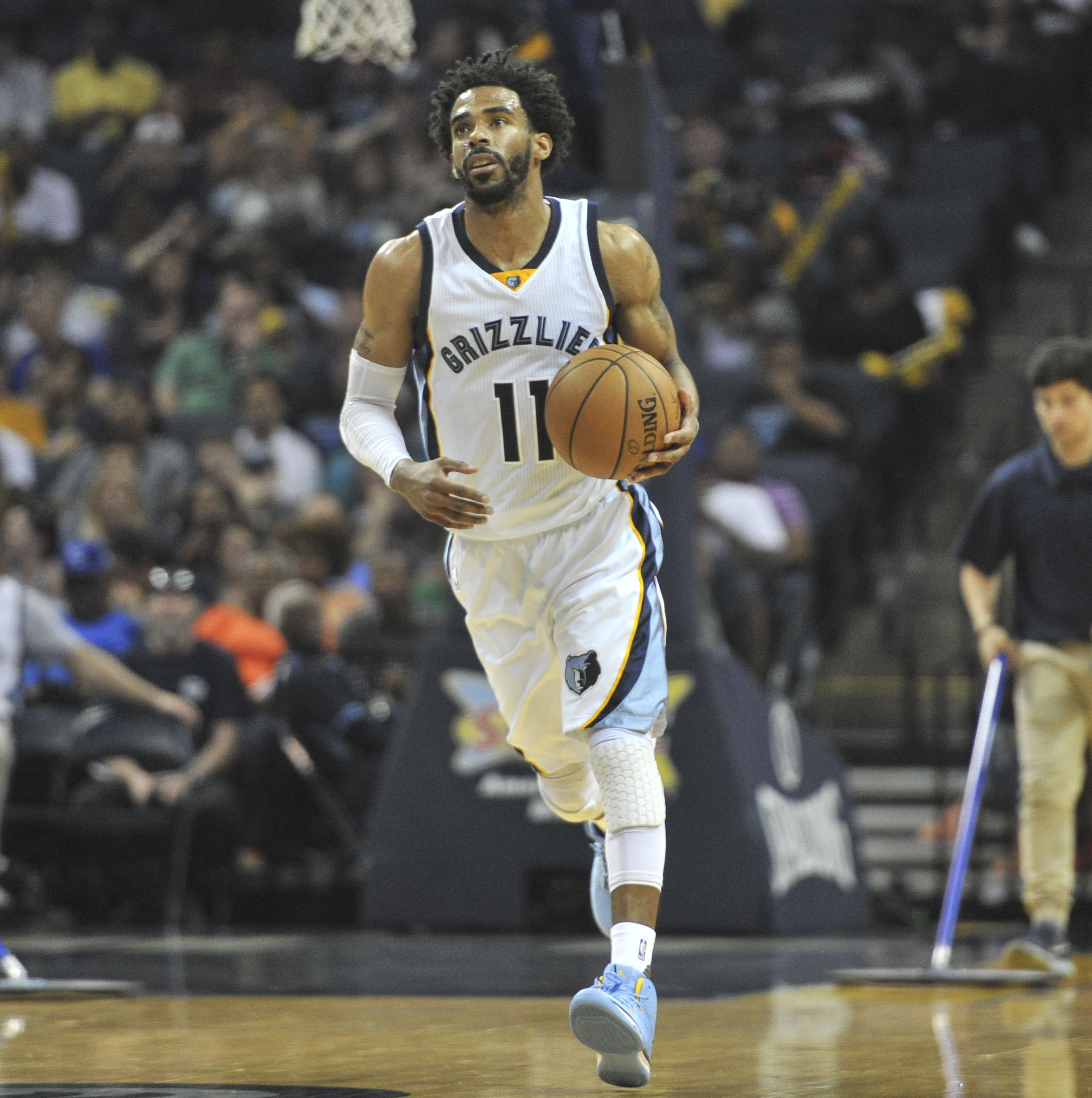 Image result for Mike Conley 2017