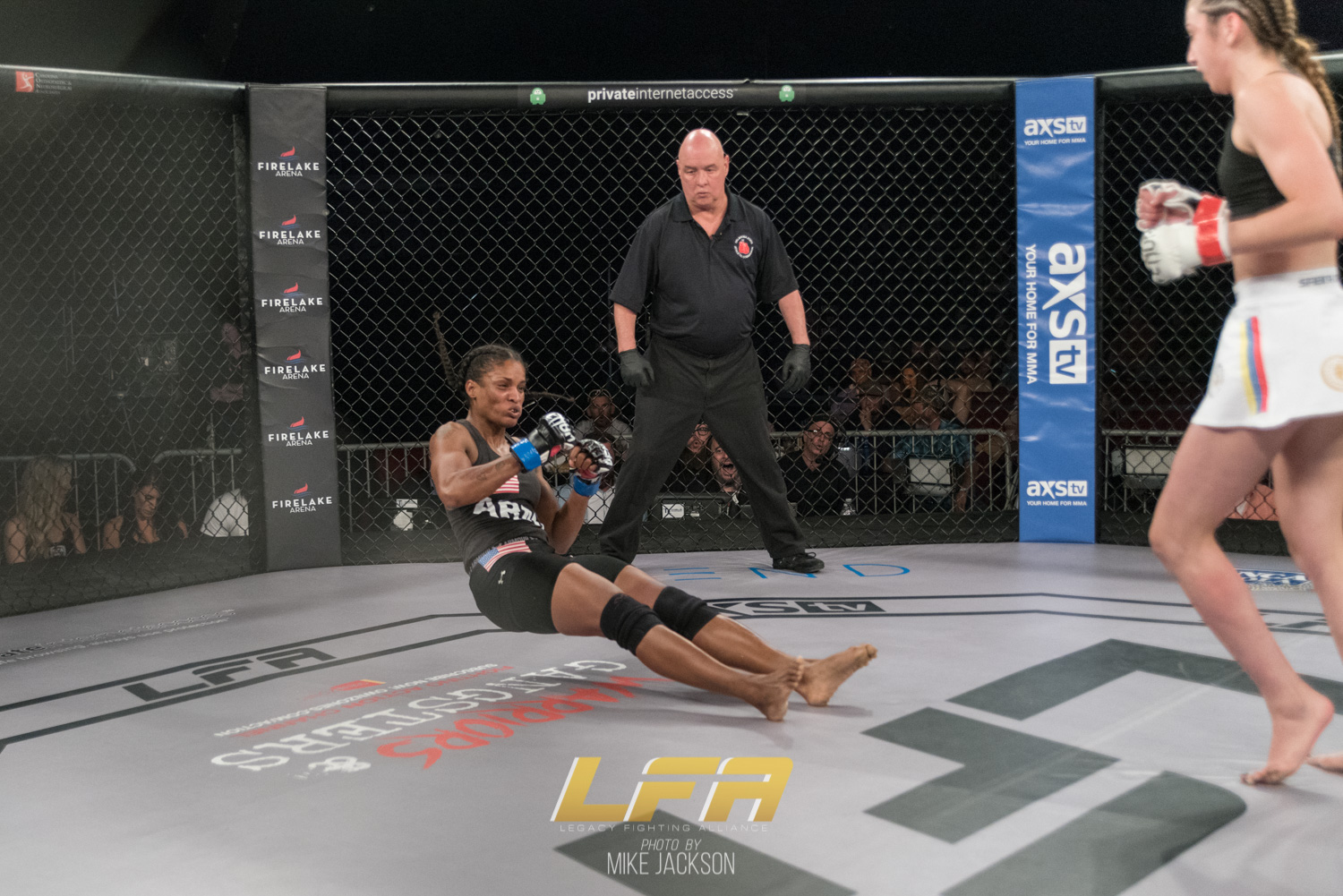 Legacy Fighting Alliance in 2017
