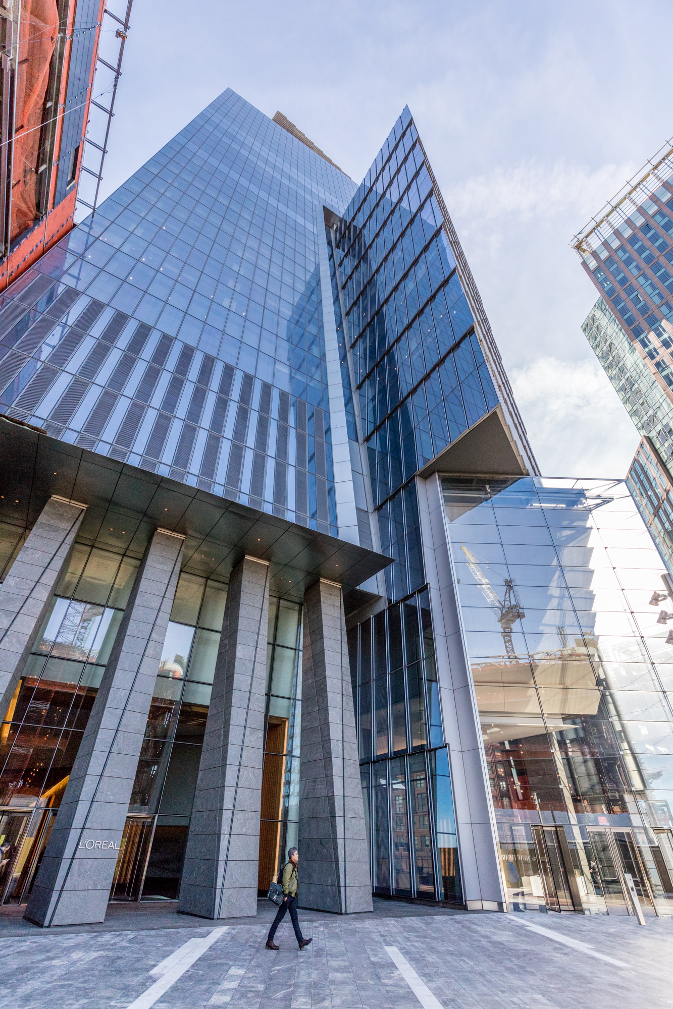 Hudson Yards Construction Update A Status Check On The