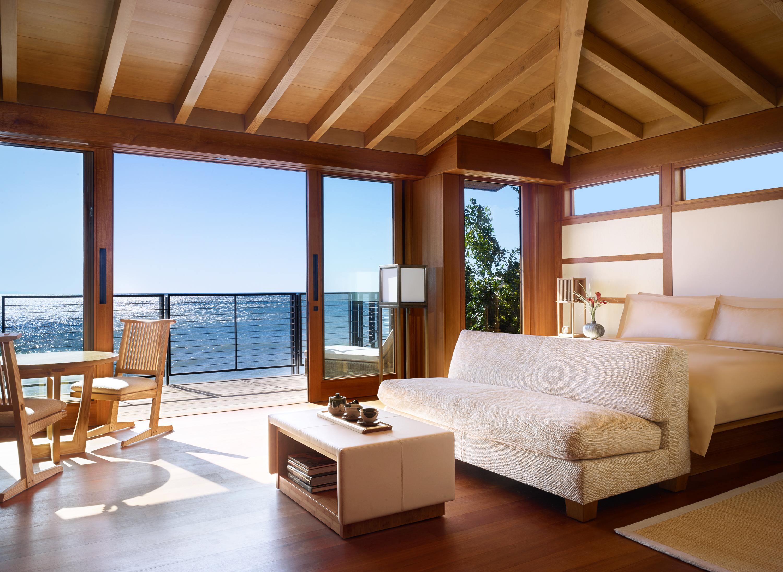 Inside The Soon To Open Nobu Ryokan Malibu Hotel Curbed La