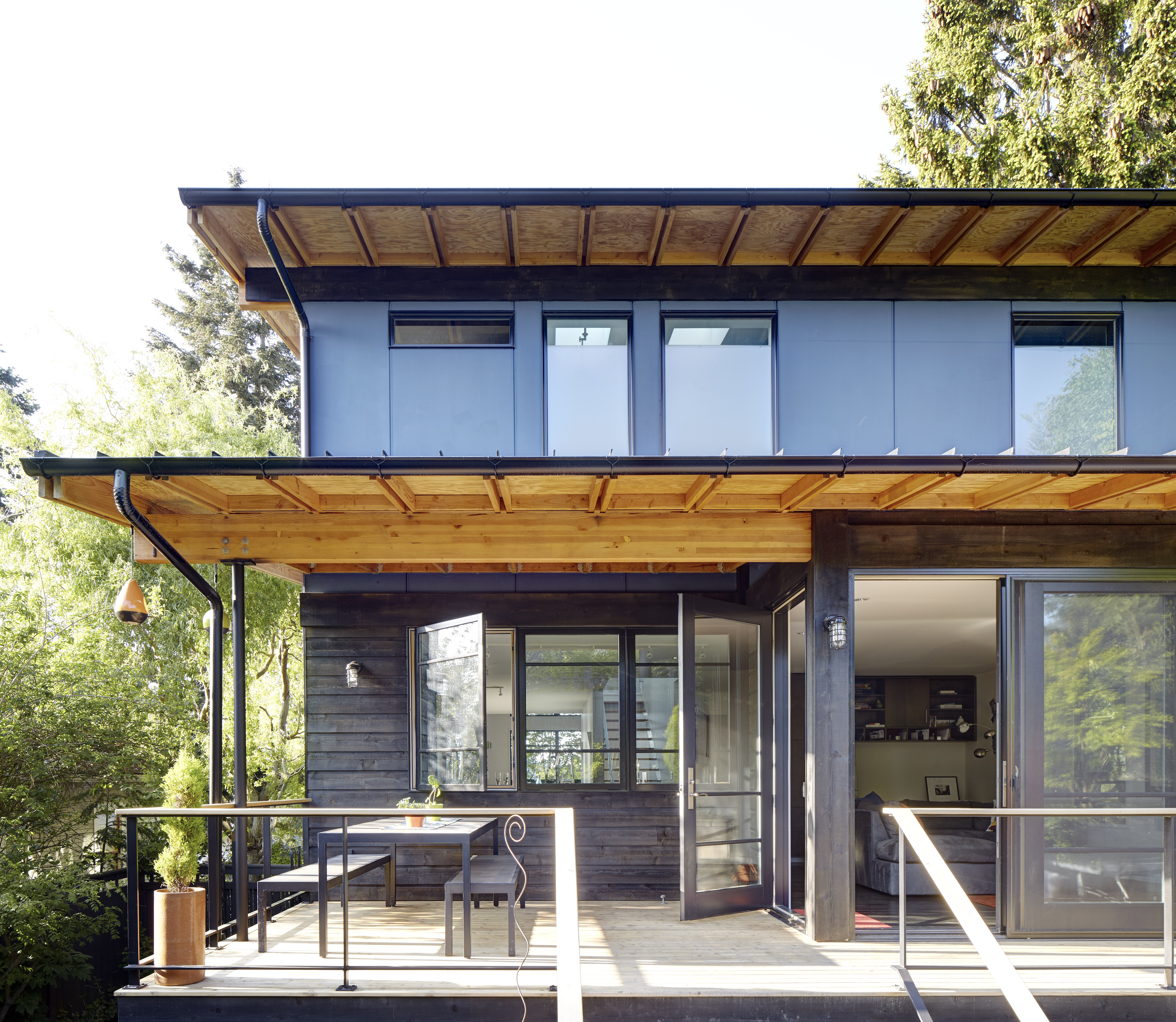 see inside eight seattle modern homes - curbed seattle