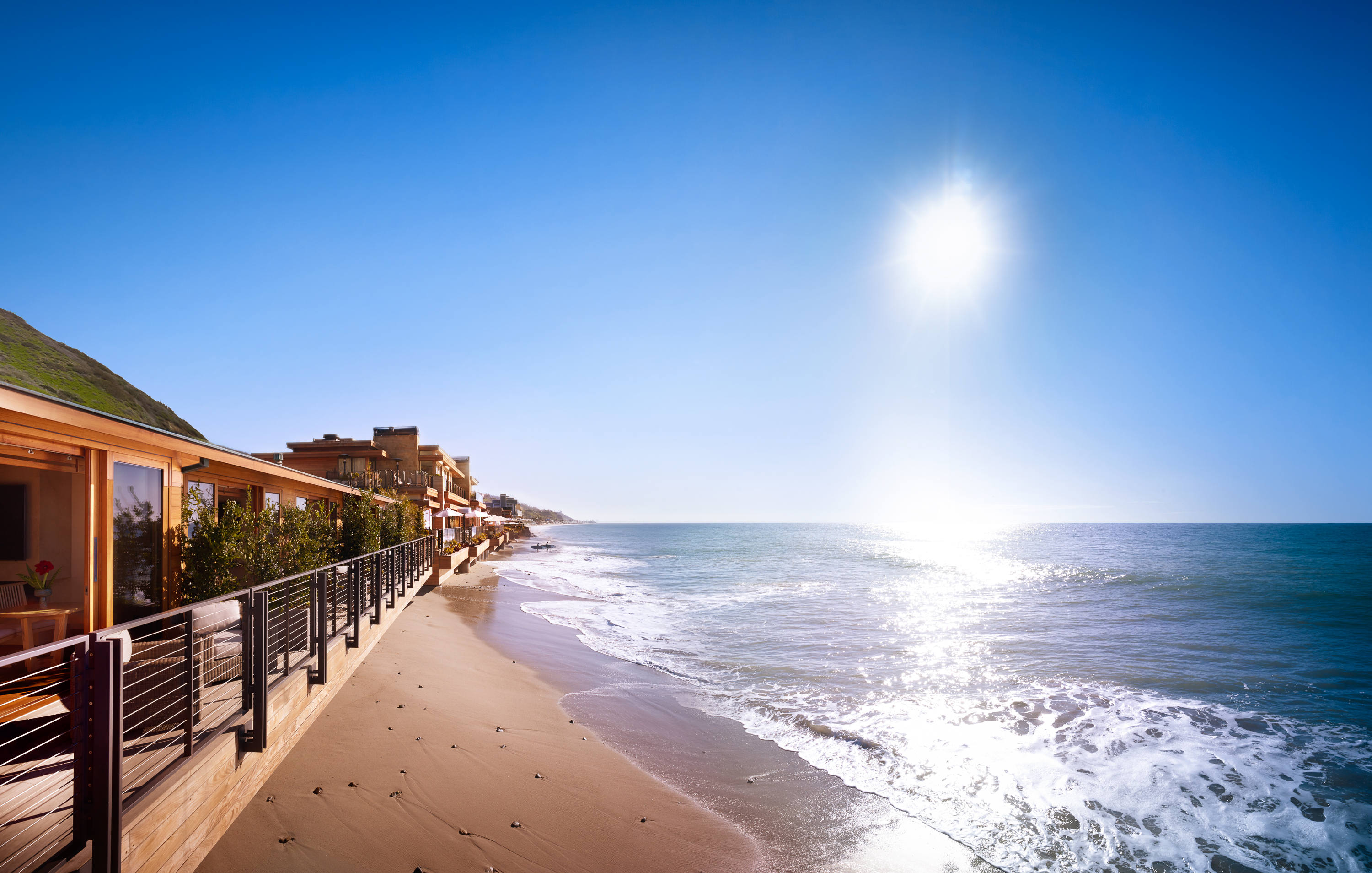 Rooms at the nobu ryokan malibu are expected to start at 1 100 a night with a two night minimum the hotel s website cautions that during preferred times