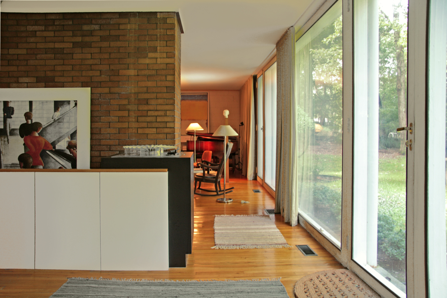 Philip Johnson's Booth House seeks new owner fast