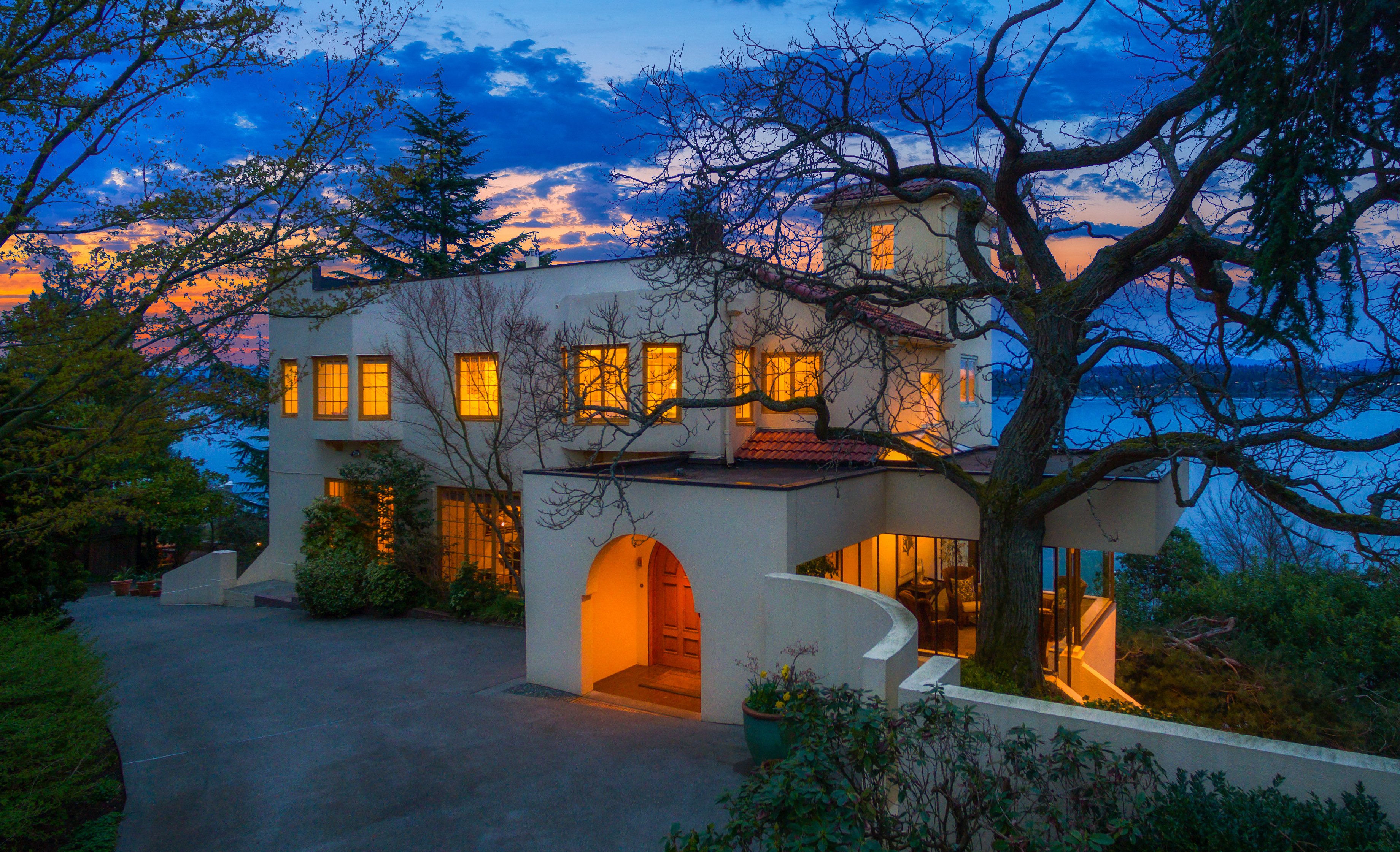 5 of our favorite seattle area homes from april curbed for Seattle area home builders