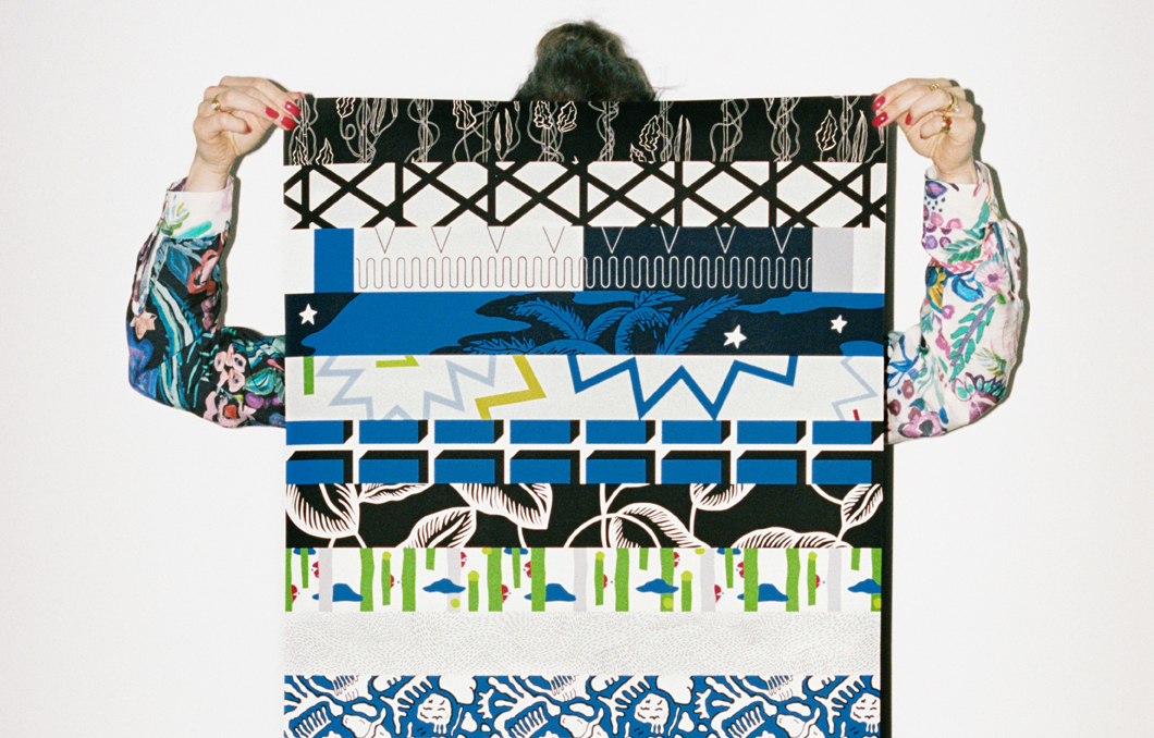 Ikea's new collection celebrates bold '70s textiles