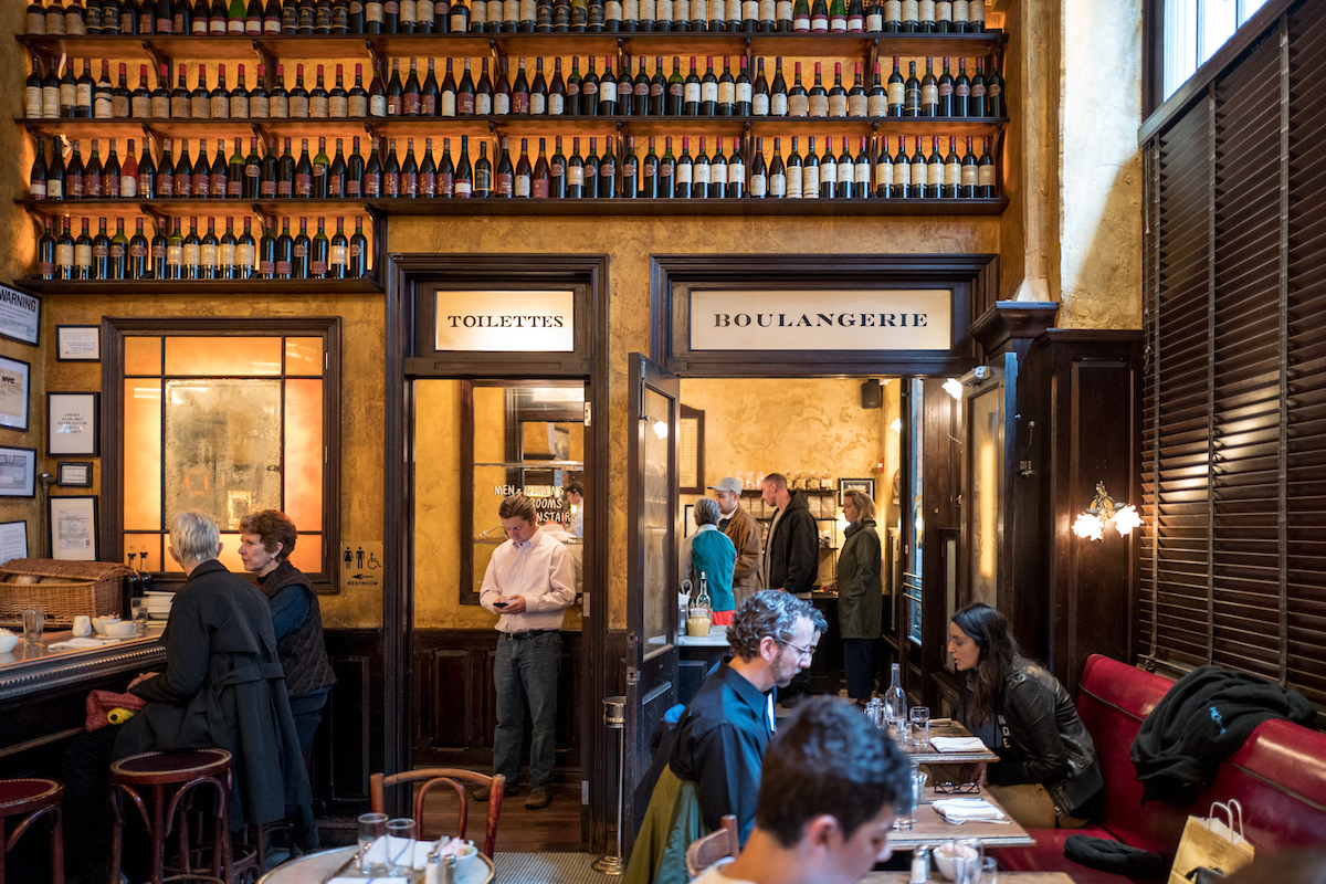What i 39 ve learned from dining at balthazar eater ny for Balthazar reservations