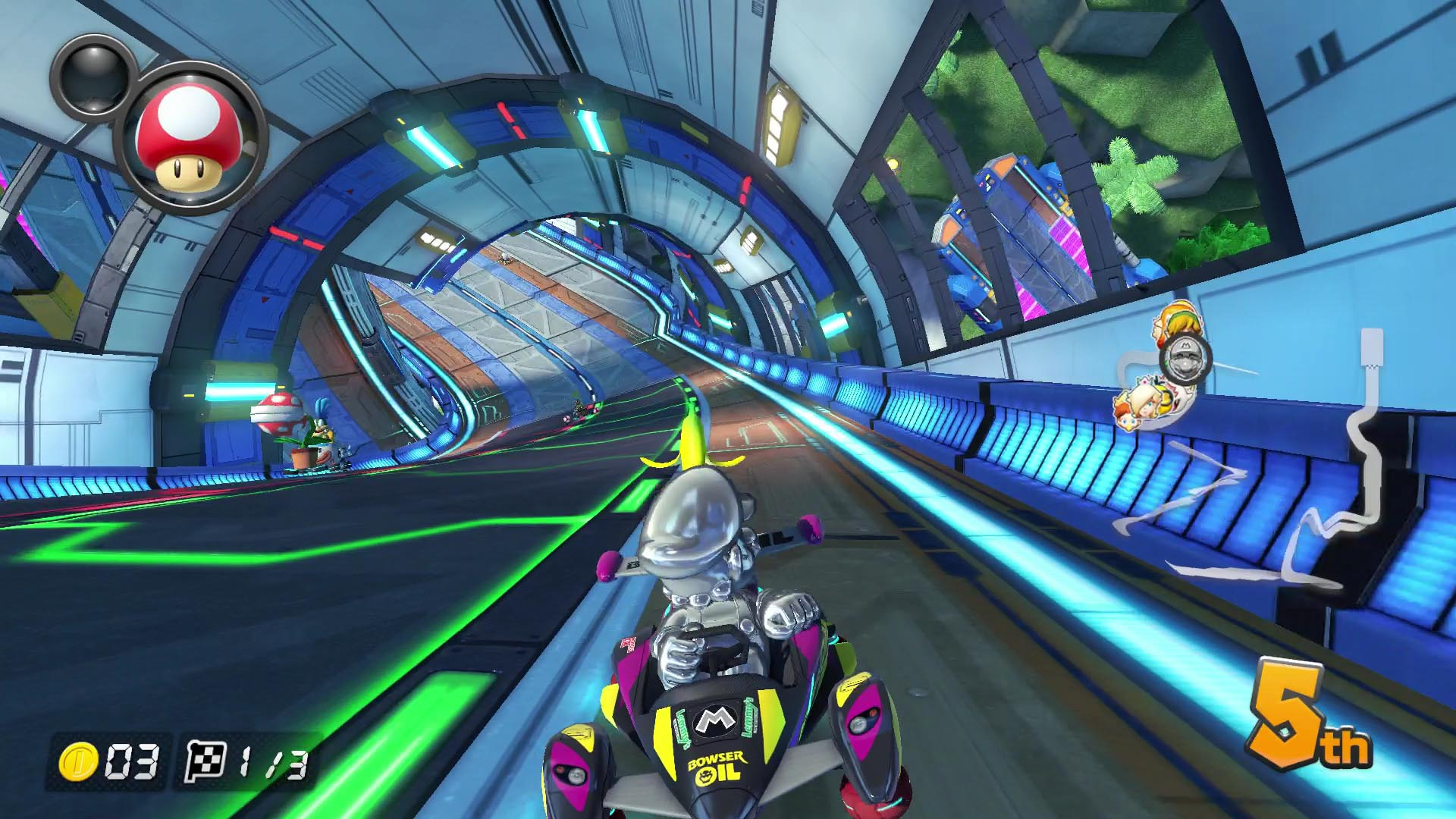 Mario kart 8 deluxe nine tips to give you a head start polygon one thing a lot of players overlook is the dedicated rearview mirror button on the switch all you need to do is press x and you look behind you as long as buycottarizona