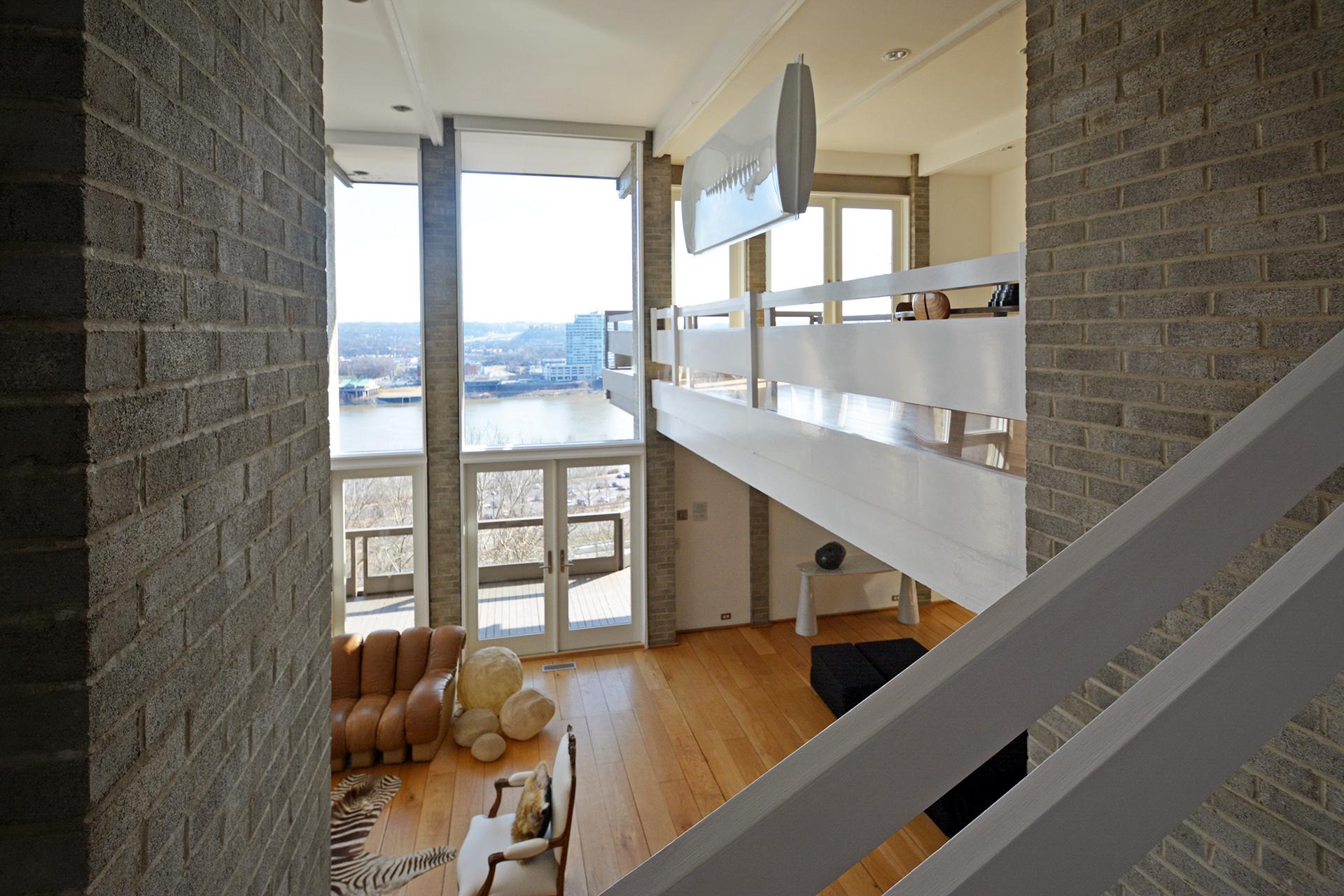 Vidal Sassoon S Contemporary Cincinnati Home Up For Sale