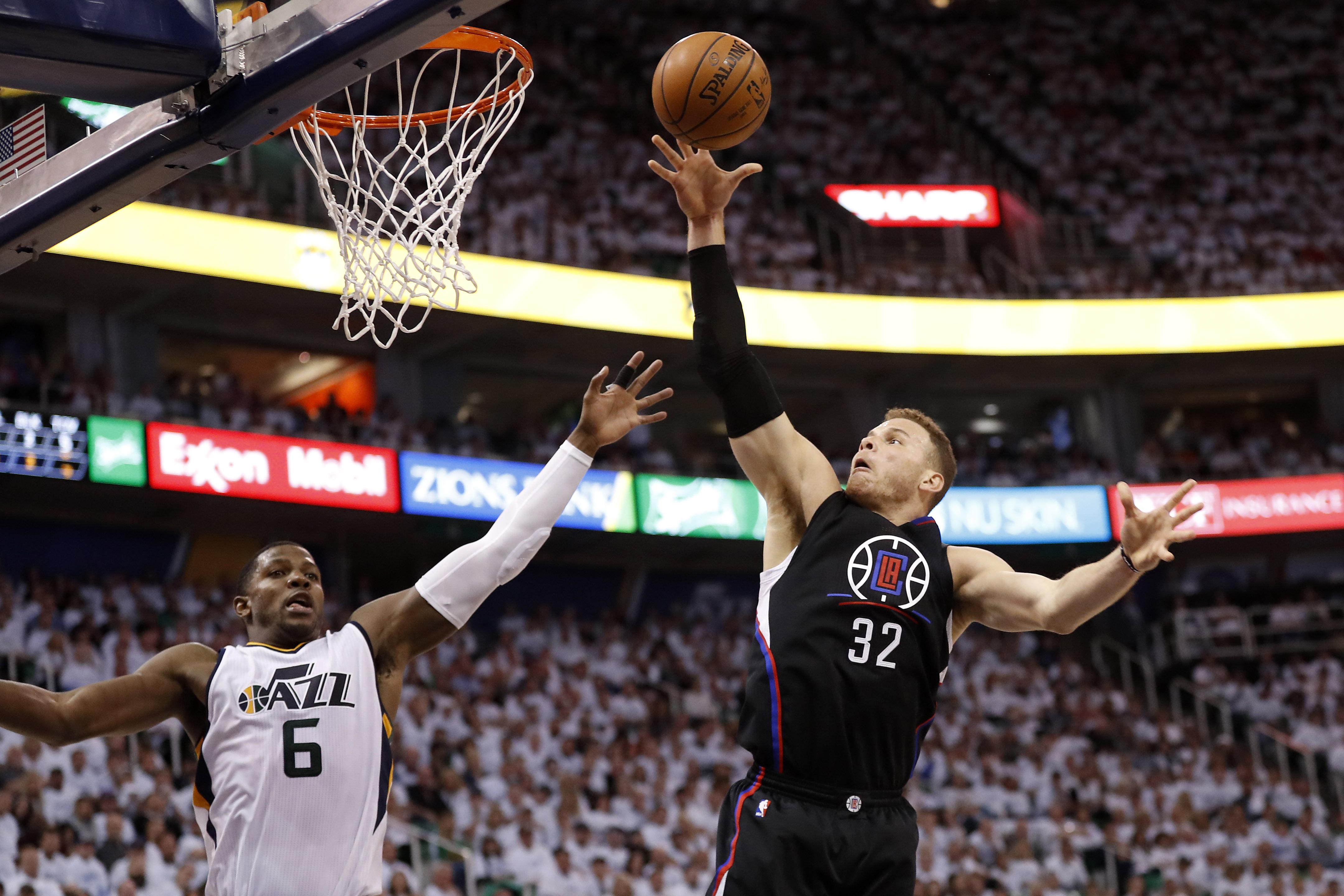 NBA Playoffs  Utah Jazz Vs Los Angeles Clippers Injury Update - Los angeles to utah map