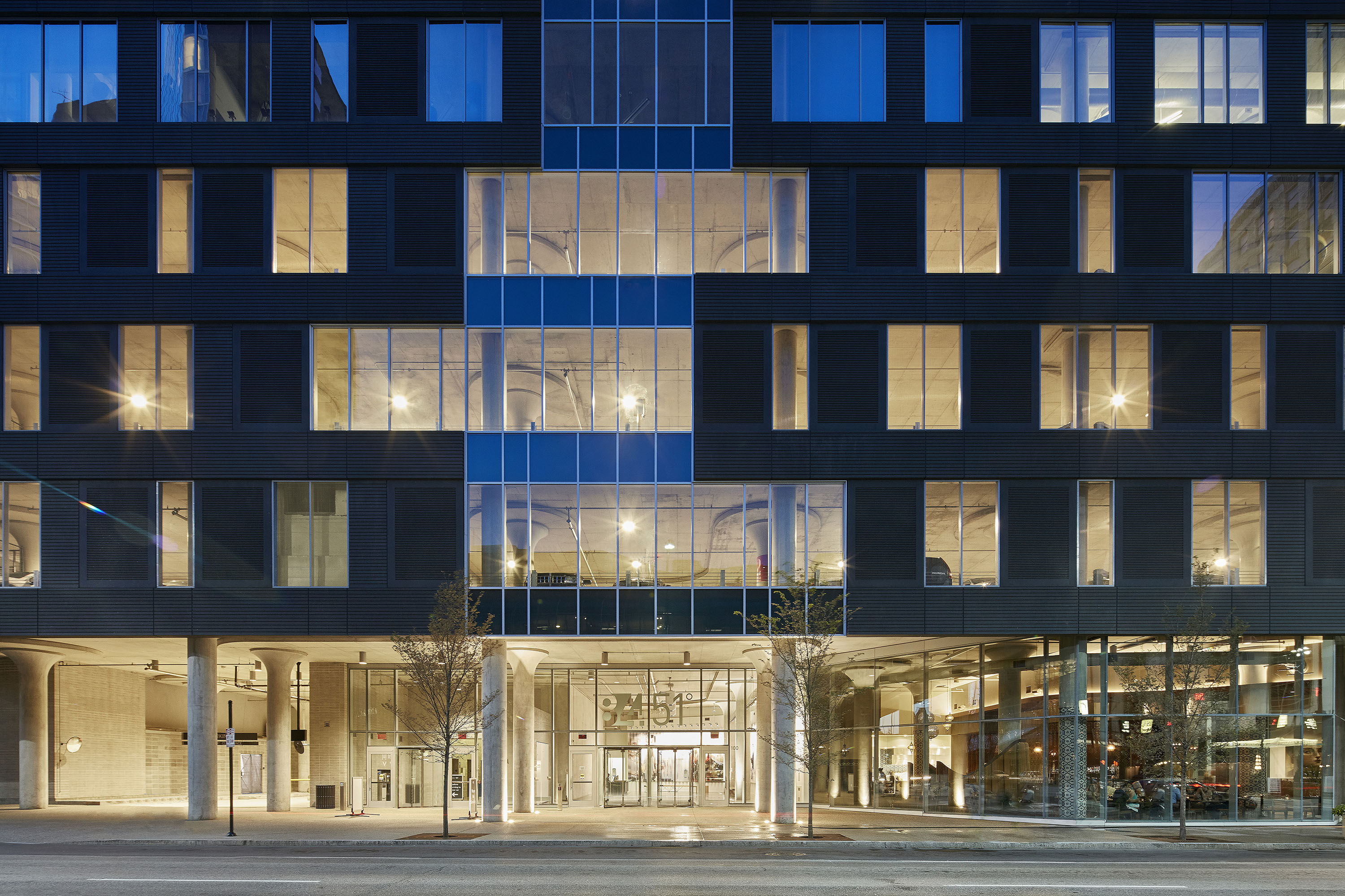 Parking Garages Are Getting A Second Life As Places For