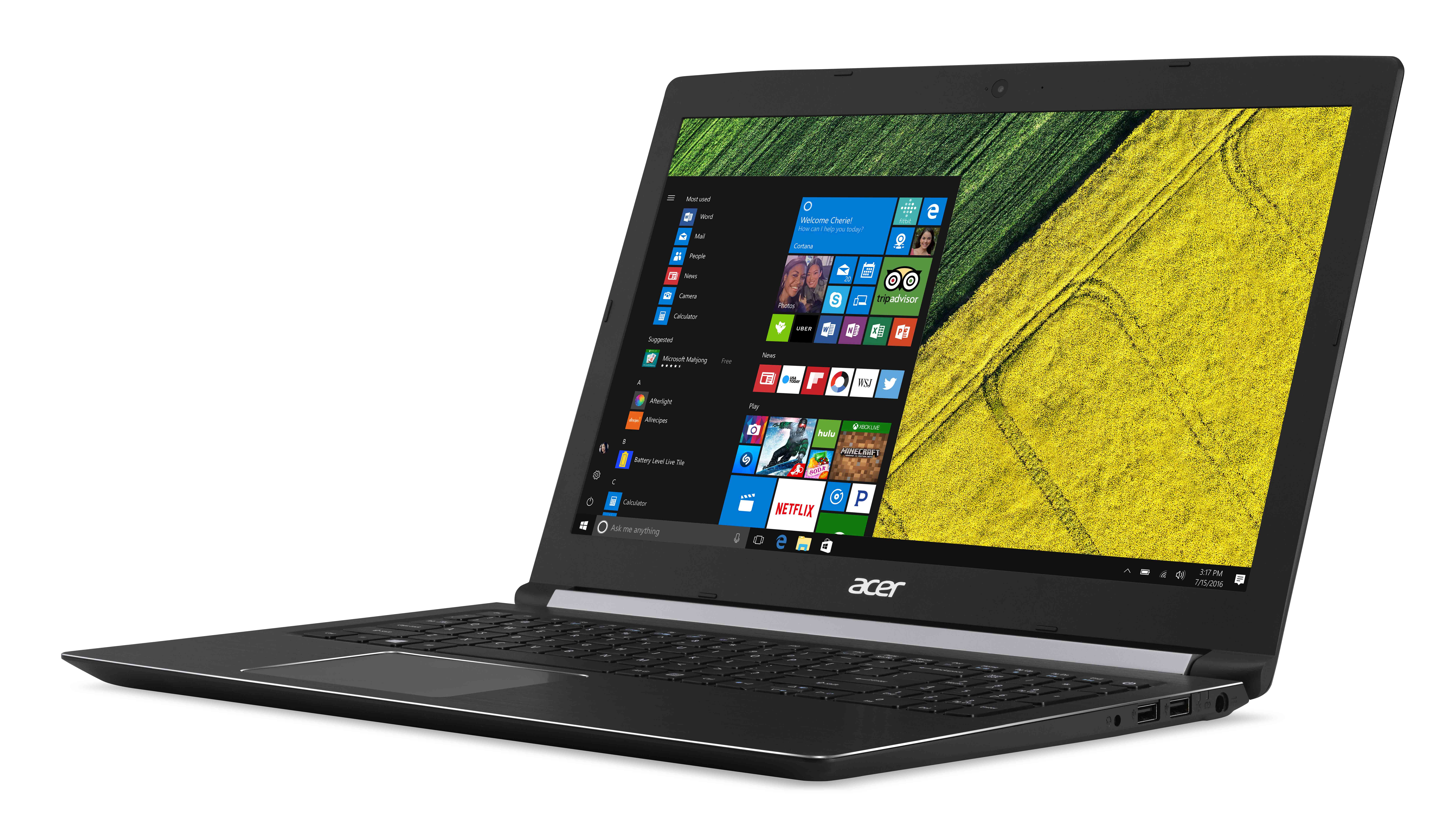 Cheaper computer - Lastly There S The Top Of The Line Aspire 7 Series Starting At 799 It S The Best Of The Lineup With An Aluminum Case Intel S Kaby Lake Processors