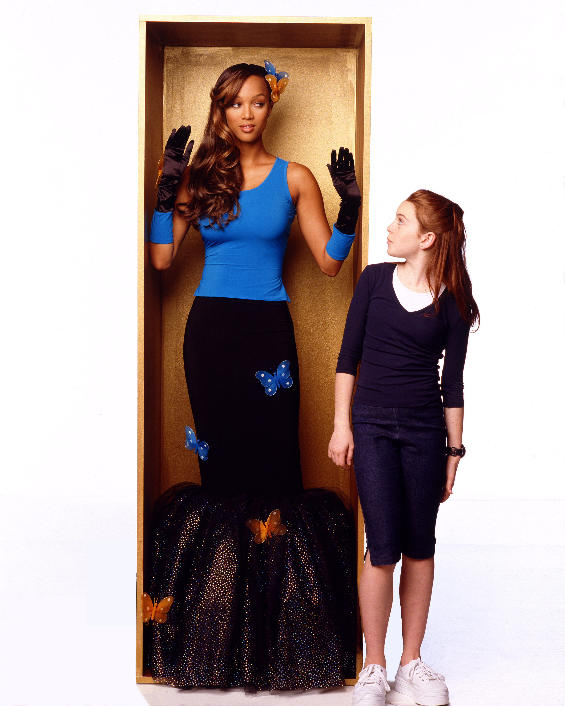 Tyra Banks Teenager: Life-Size's Costume Designer On Dressing Tyra And What Eve