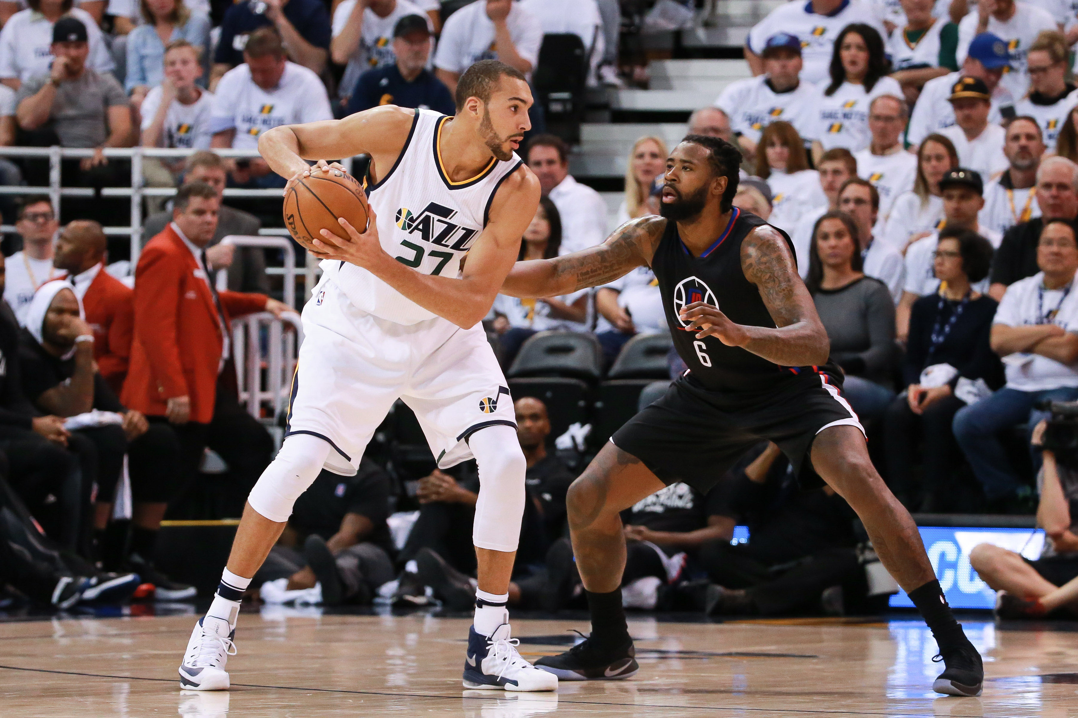 Utah Jazz Vs Los Angeles Clippers Playoff Game  Preview SLC Dunk - Los angeles to utah map