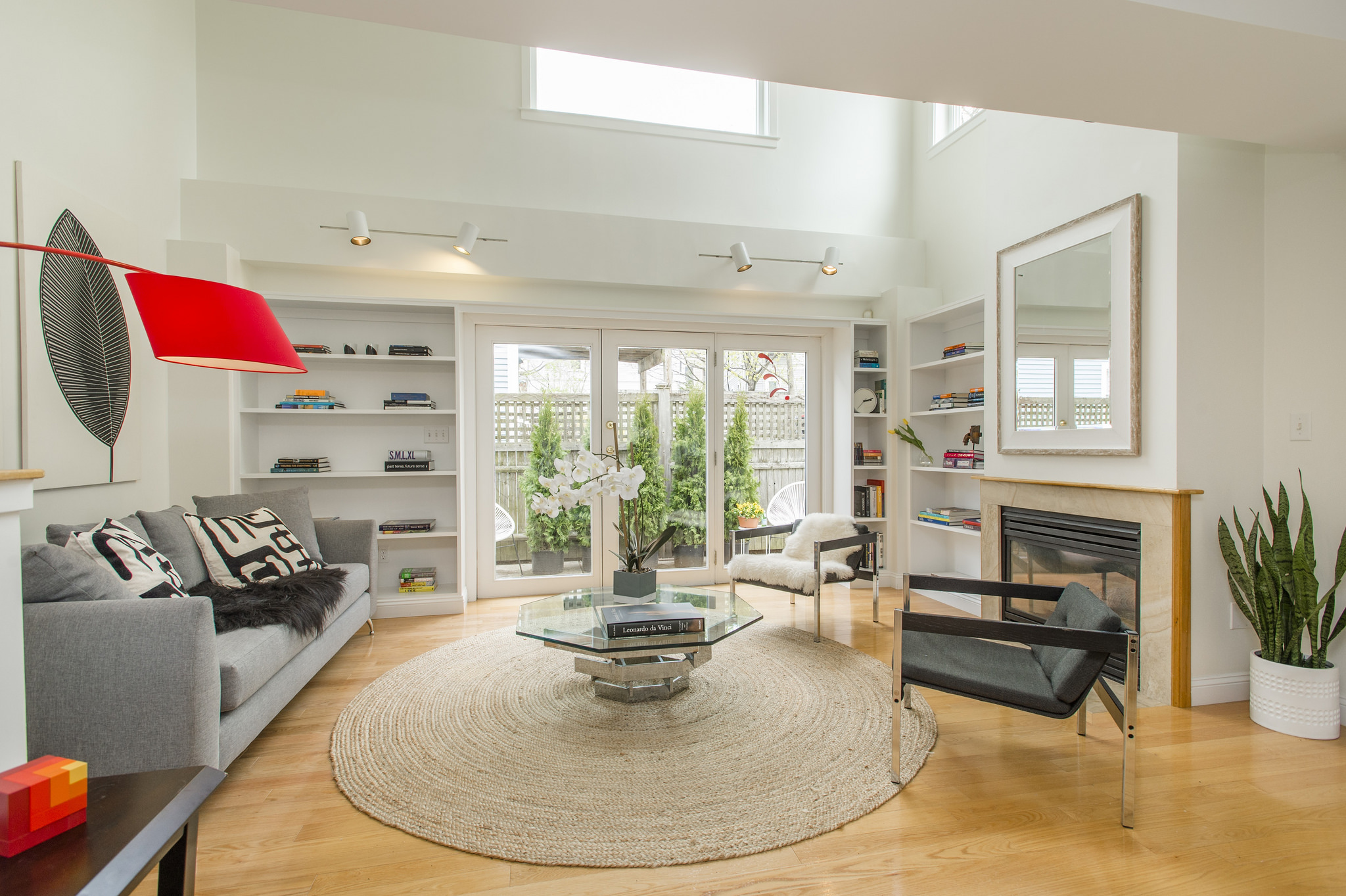porter square townhouse with two car garage drops for 1 45m