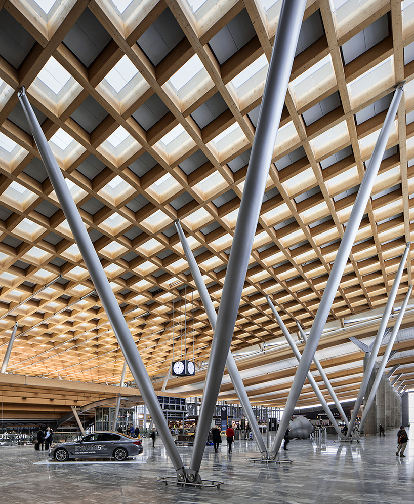 Oslo Airport Expansion Boasts World S Greenest Terminal