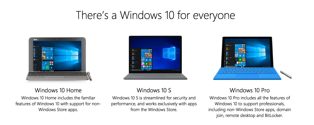 Windows 10 S is going to confuse people - The Verge