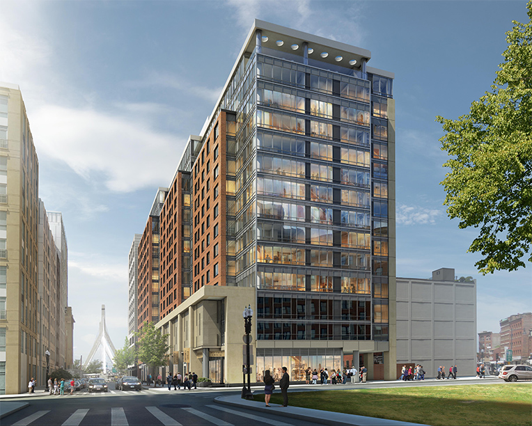 Boston S First All Affordable Apartment Complex In Over Years