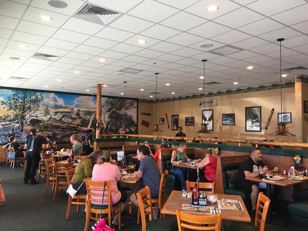 Black Bear Diner Debuts on Las Vegas Boulevard - Eater Vegas - photo#31
