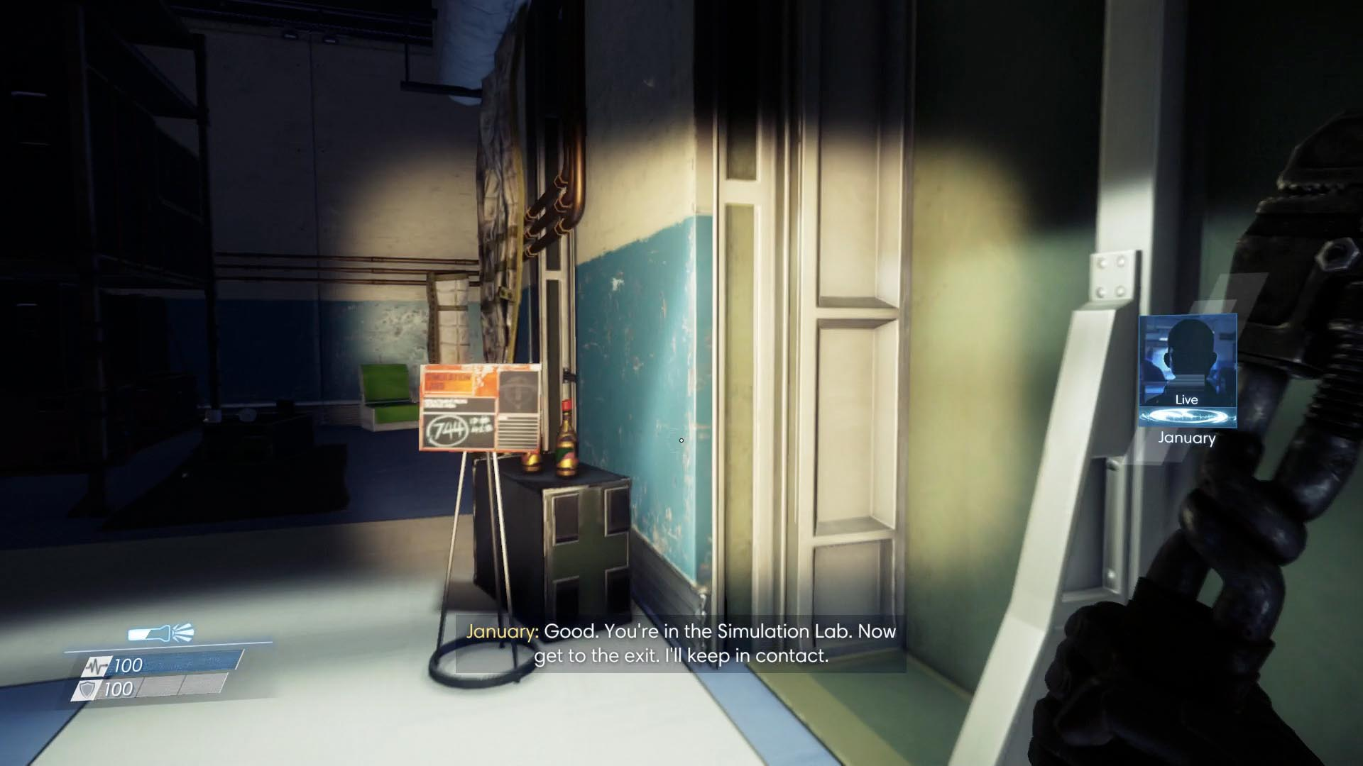 Escape The Bathroom One More Level prey walkthrough: 'first day on the job,' 'break out,' 'an office