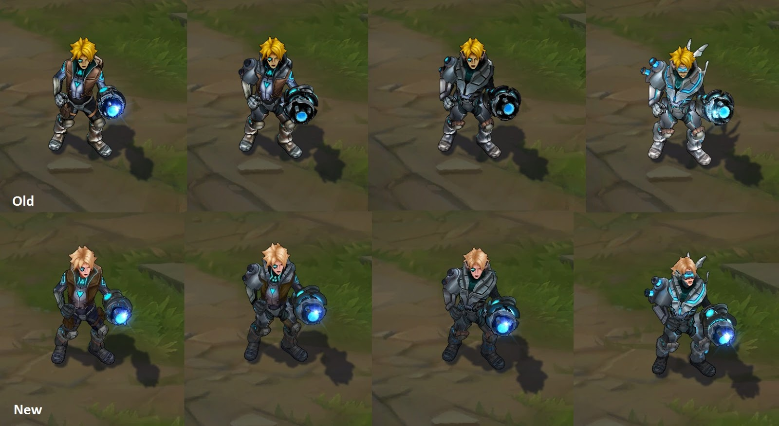 new caitlyn skin pulsefire will also include ezreal