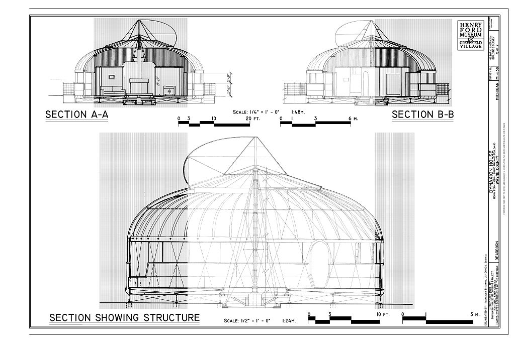 How air conditioning shaped modern architecture and for Dymaxion house plans