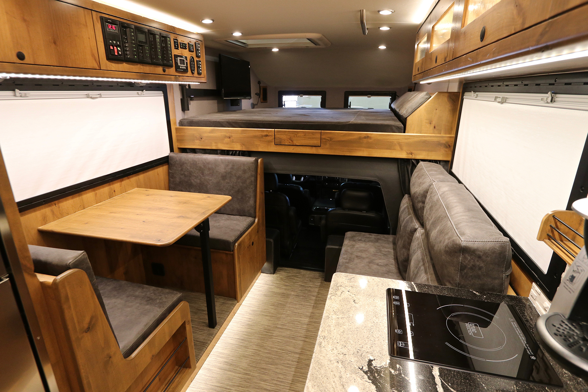 Off The Grid Adventure Camper From Earthroamer Costs More