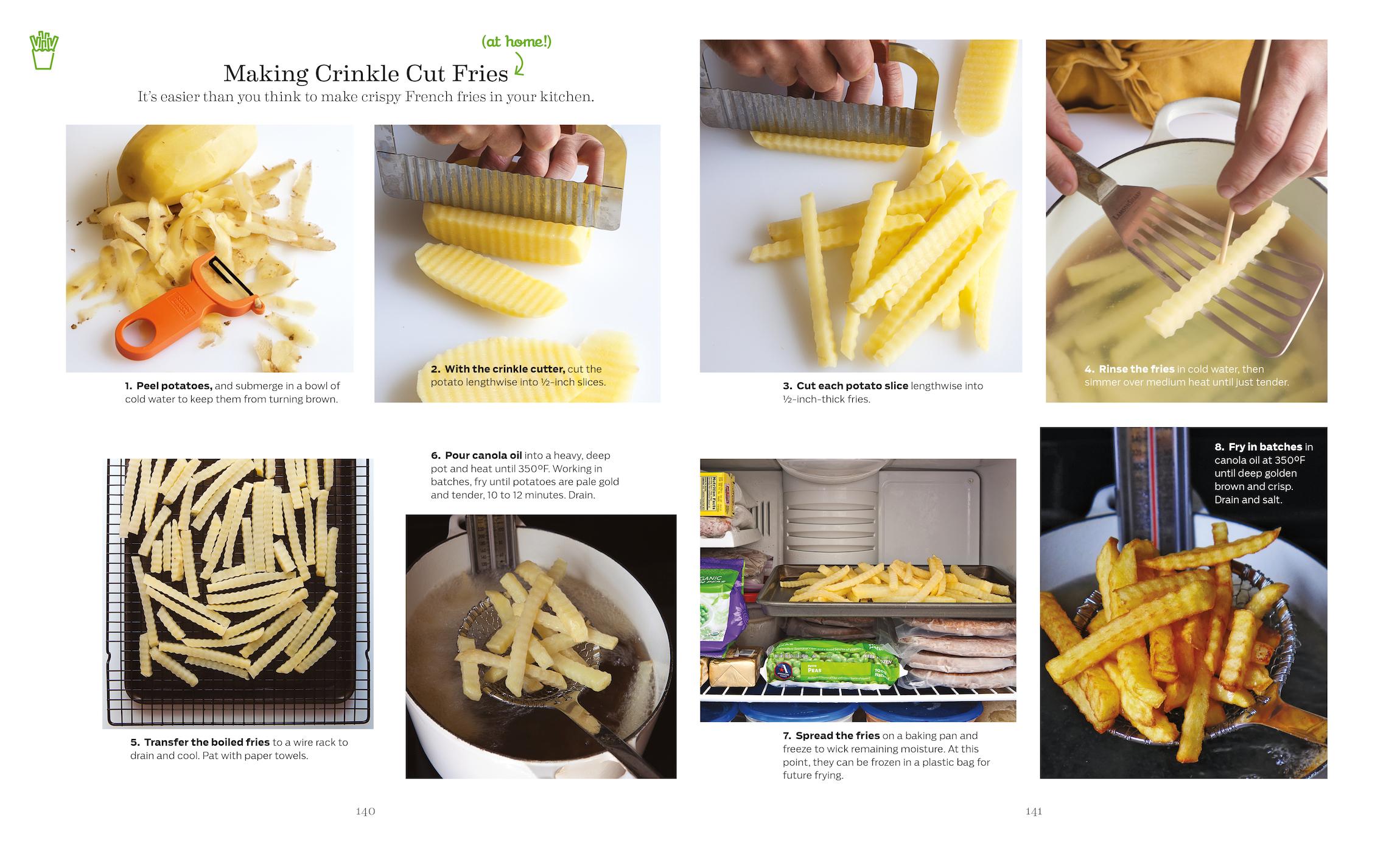 Green Kitchen Stories Book Inside Shake Shacks First Cookbook Eater
